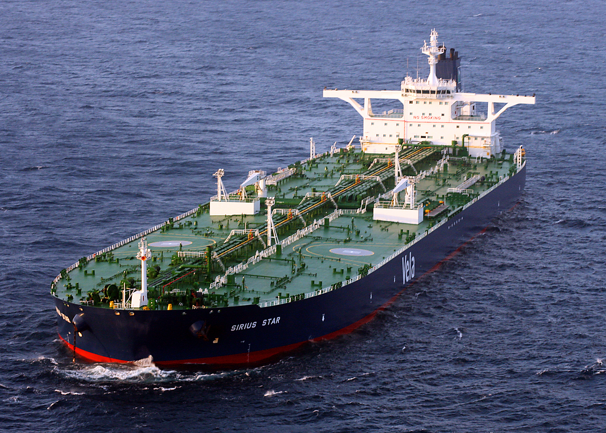 Oil tanker costs surge - Business Insider