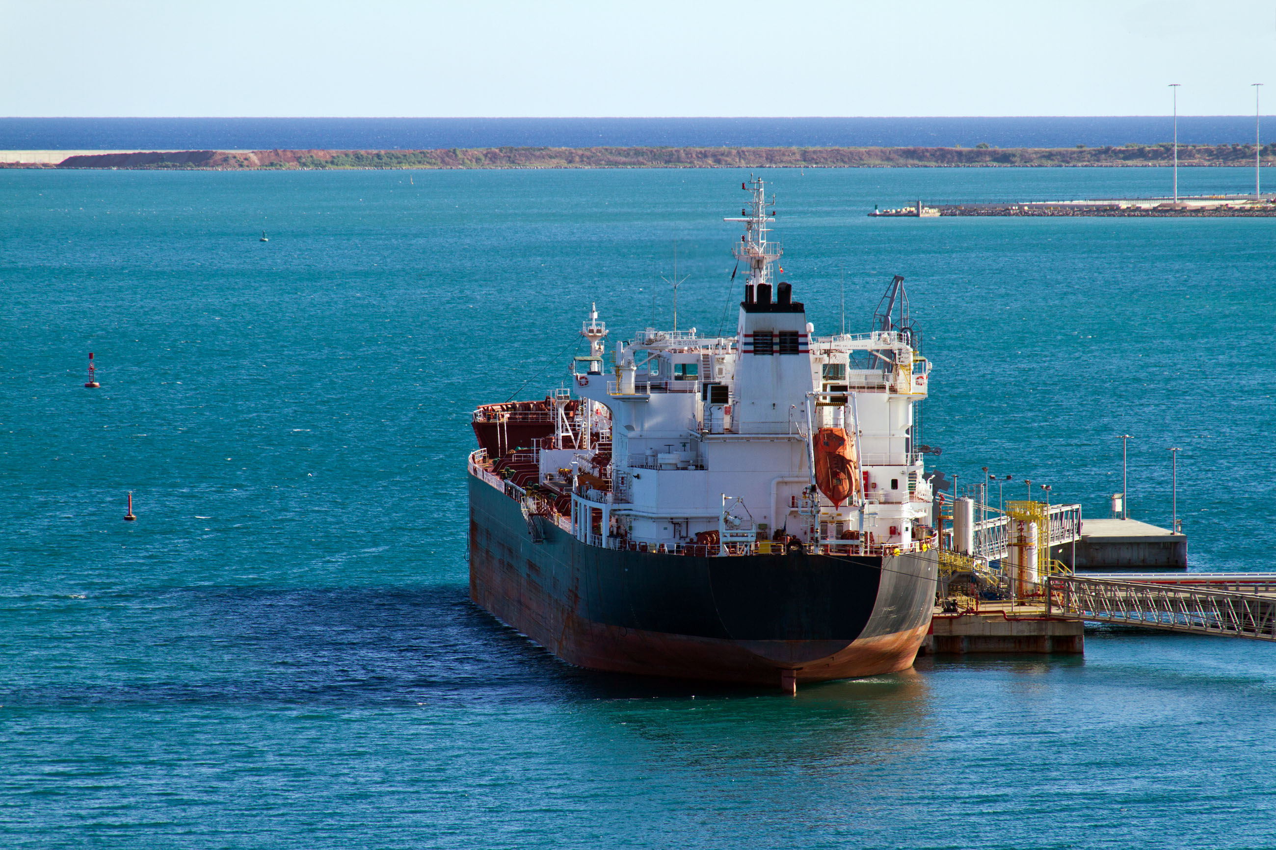 Oil Tanker, Aerial, Infrastructure, International, Logistics, HQ Photo