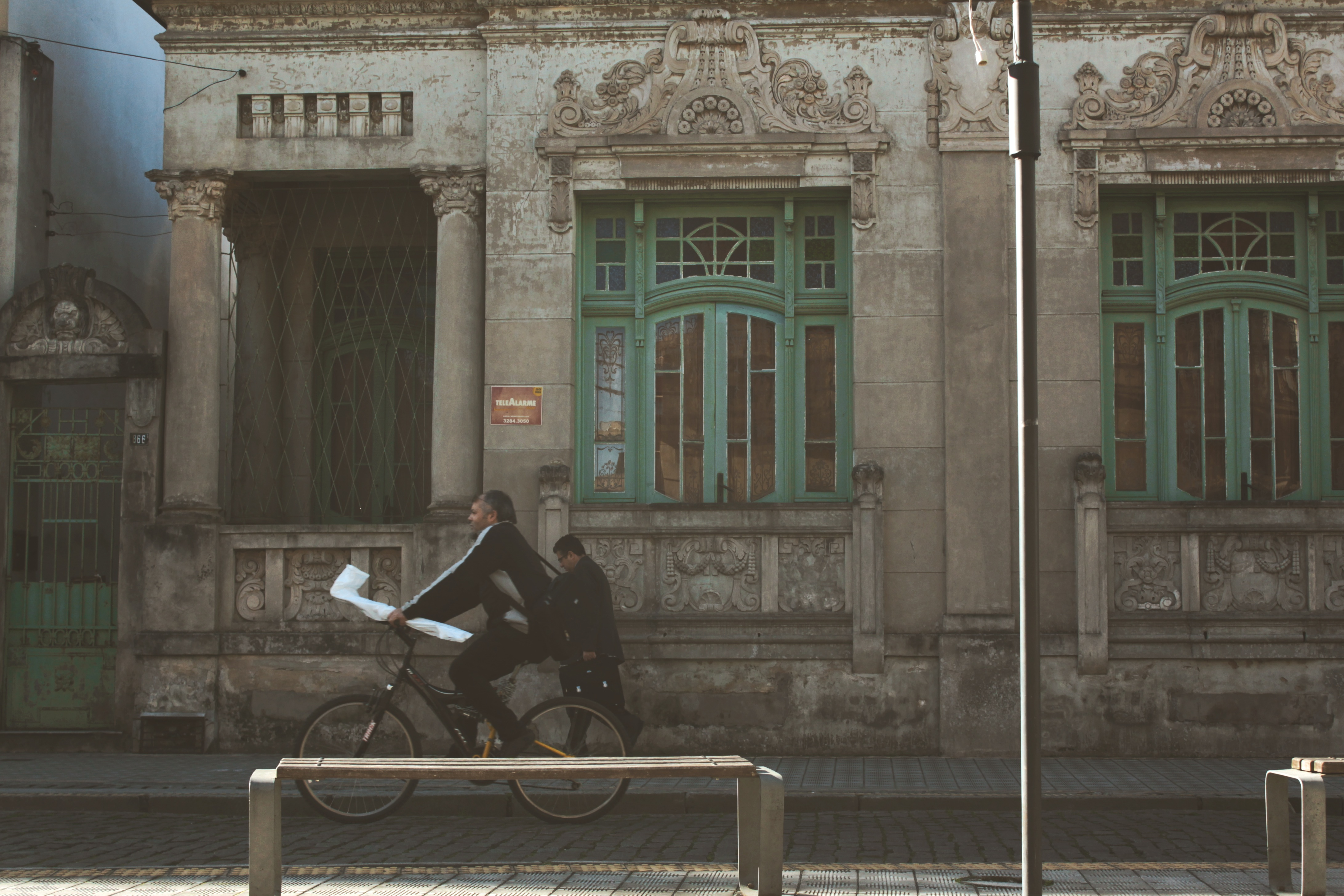 Old Architecture, Architecture, Building, Cycle, Old, HQ Photo