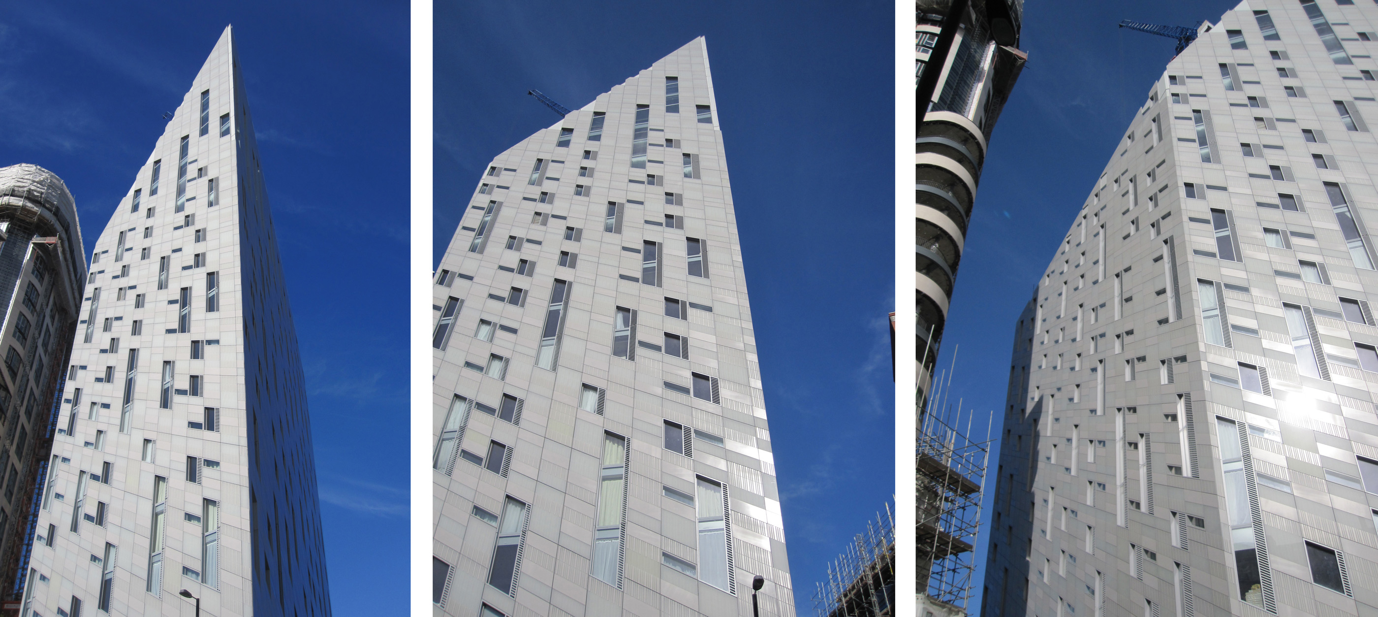 a scary building @ M by Montcalm in Old Street | Architecture As...