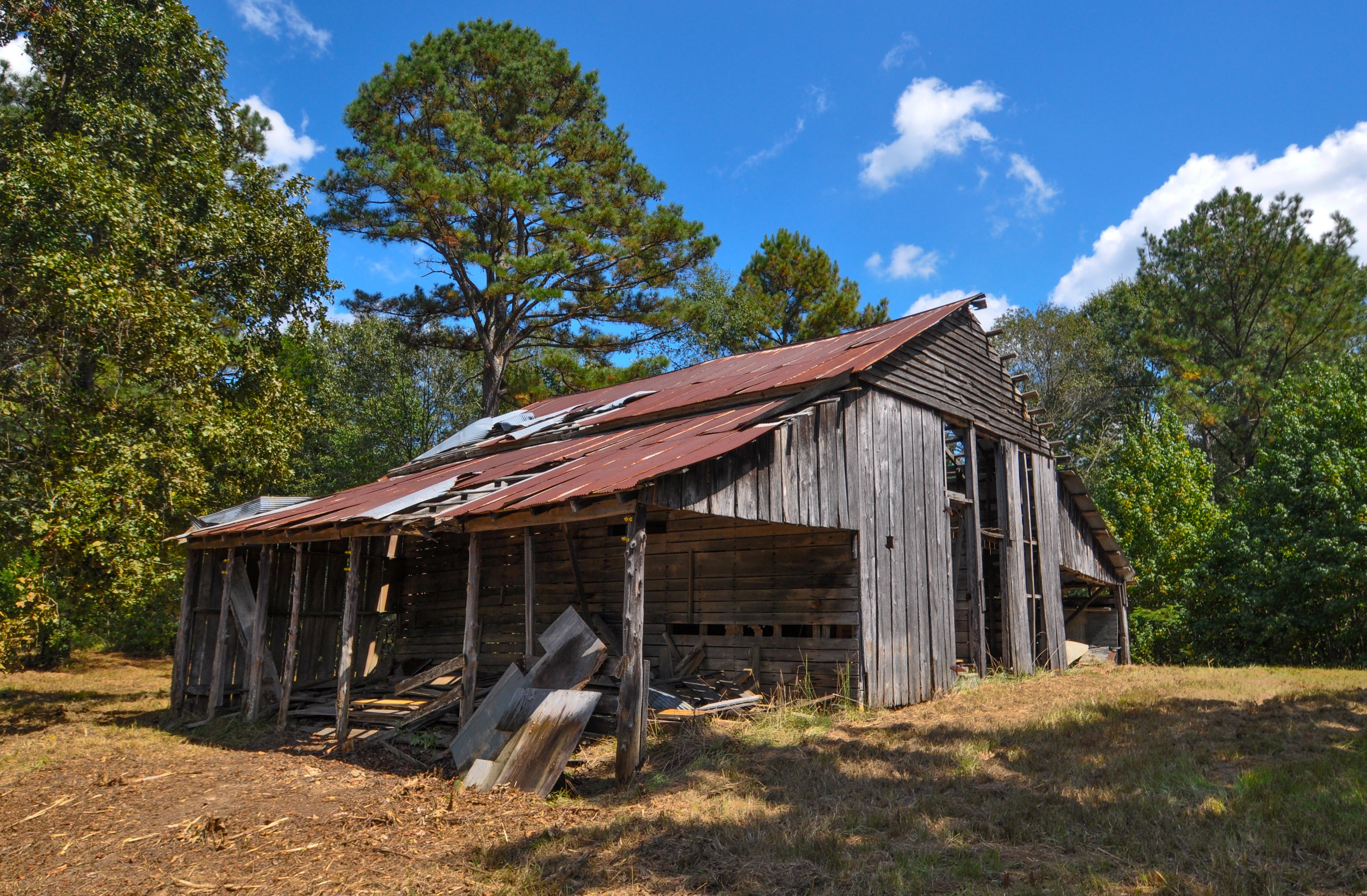 Married To Adventure | How to Dismantle a Barn by Hand