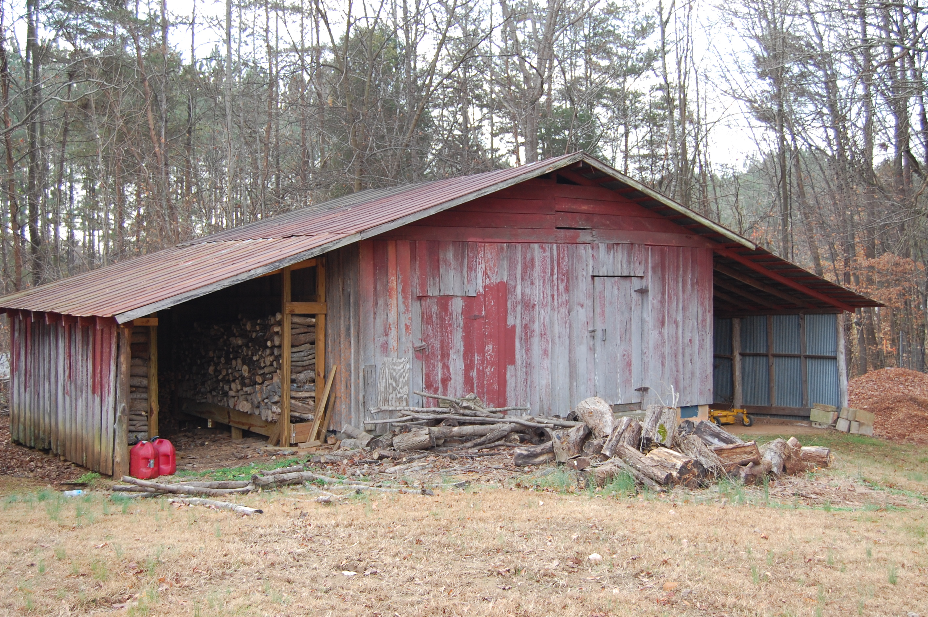 File:Old barn from the 1950s.jpg - Wikipedia