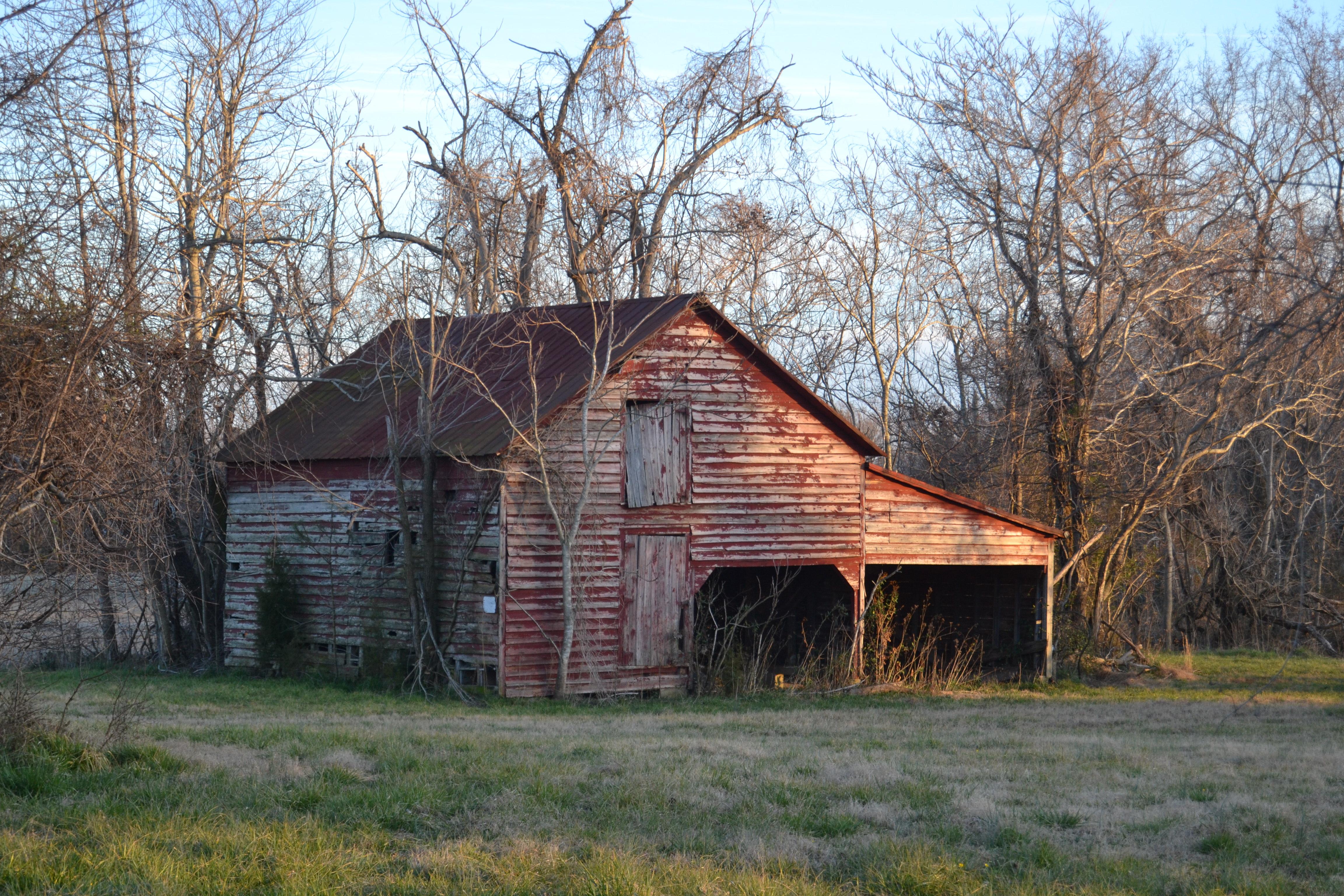 Red Barn = Valentine Charm | these days of mine