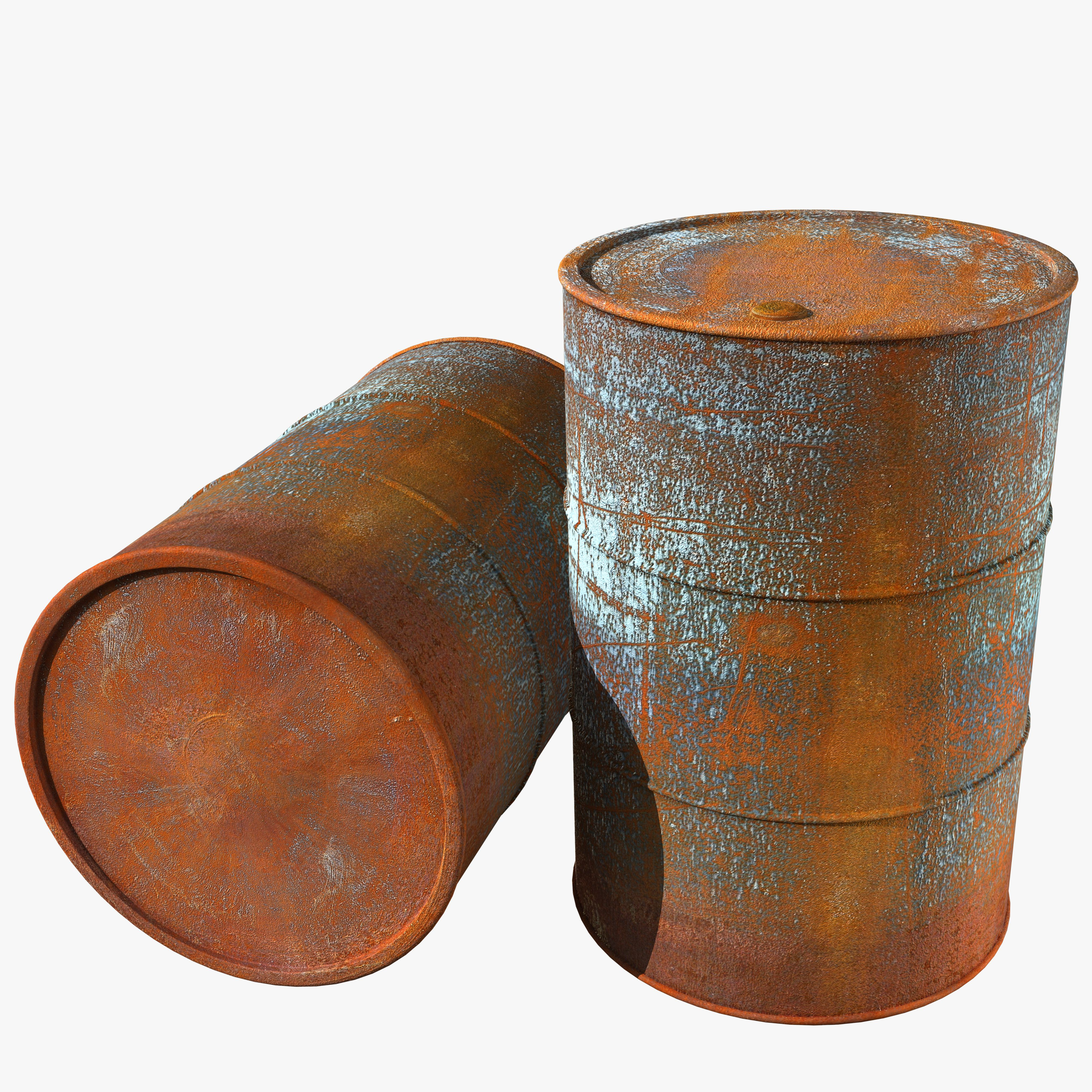 old rusty barrel 3d max | Al Capone | Pinterest | Barrels
