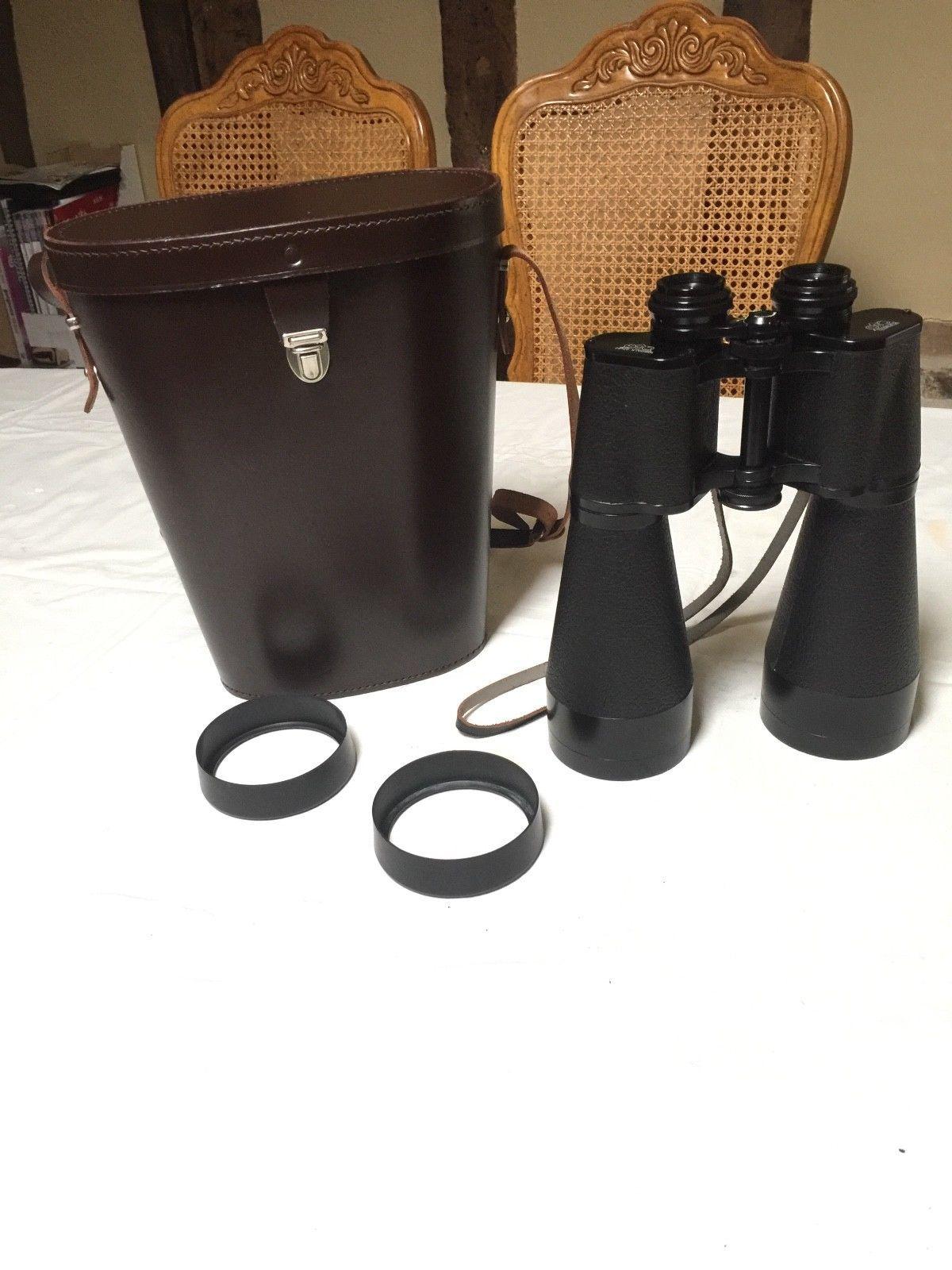 Old Binoculars - Beck Kassel Binoculars - Tordalk 22x80 Vintage ...