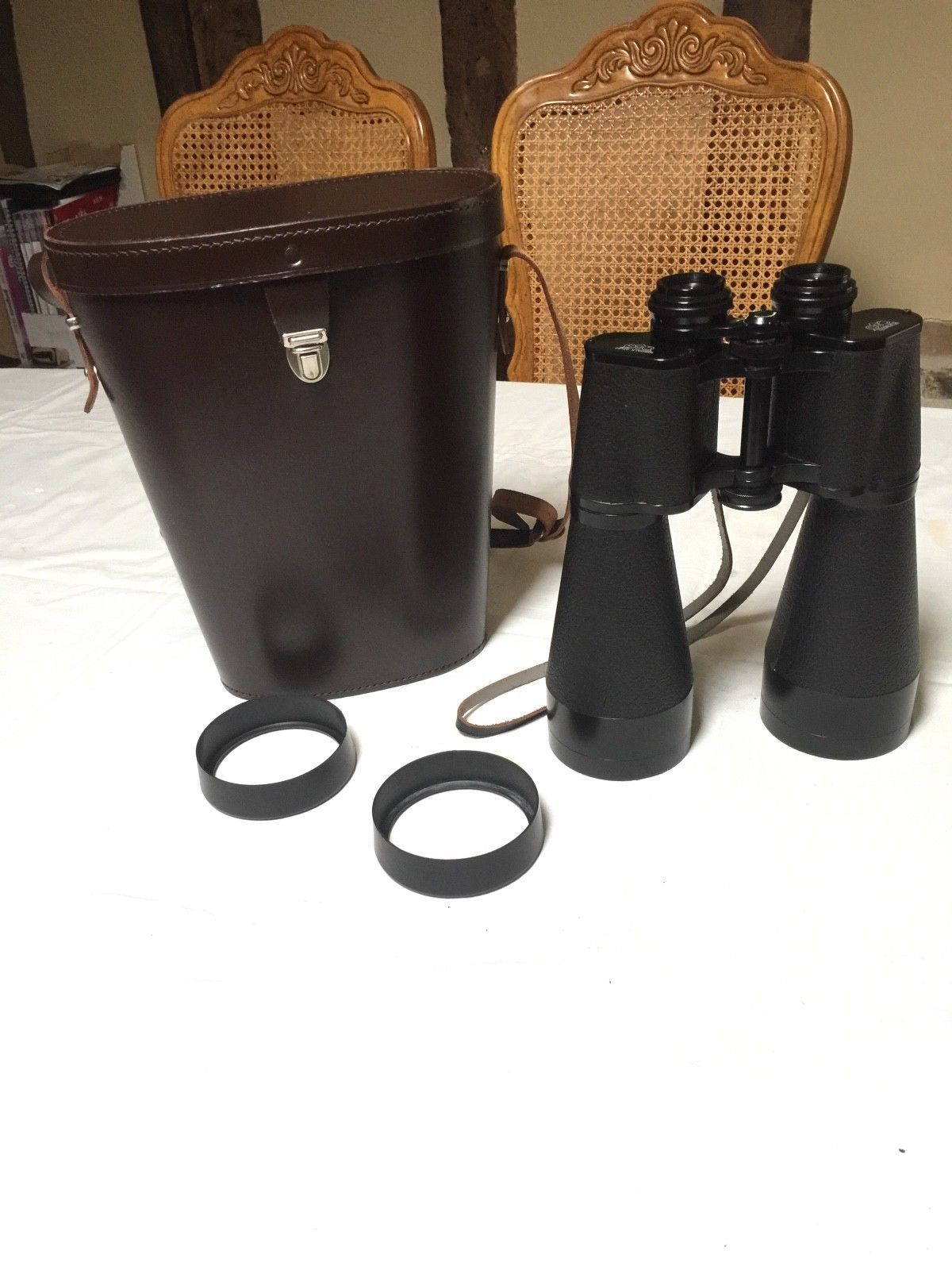 Old binoculars photo