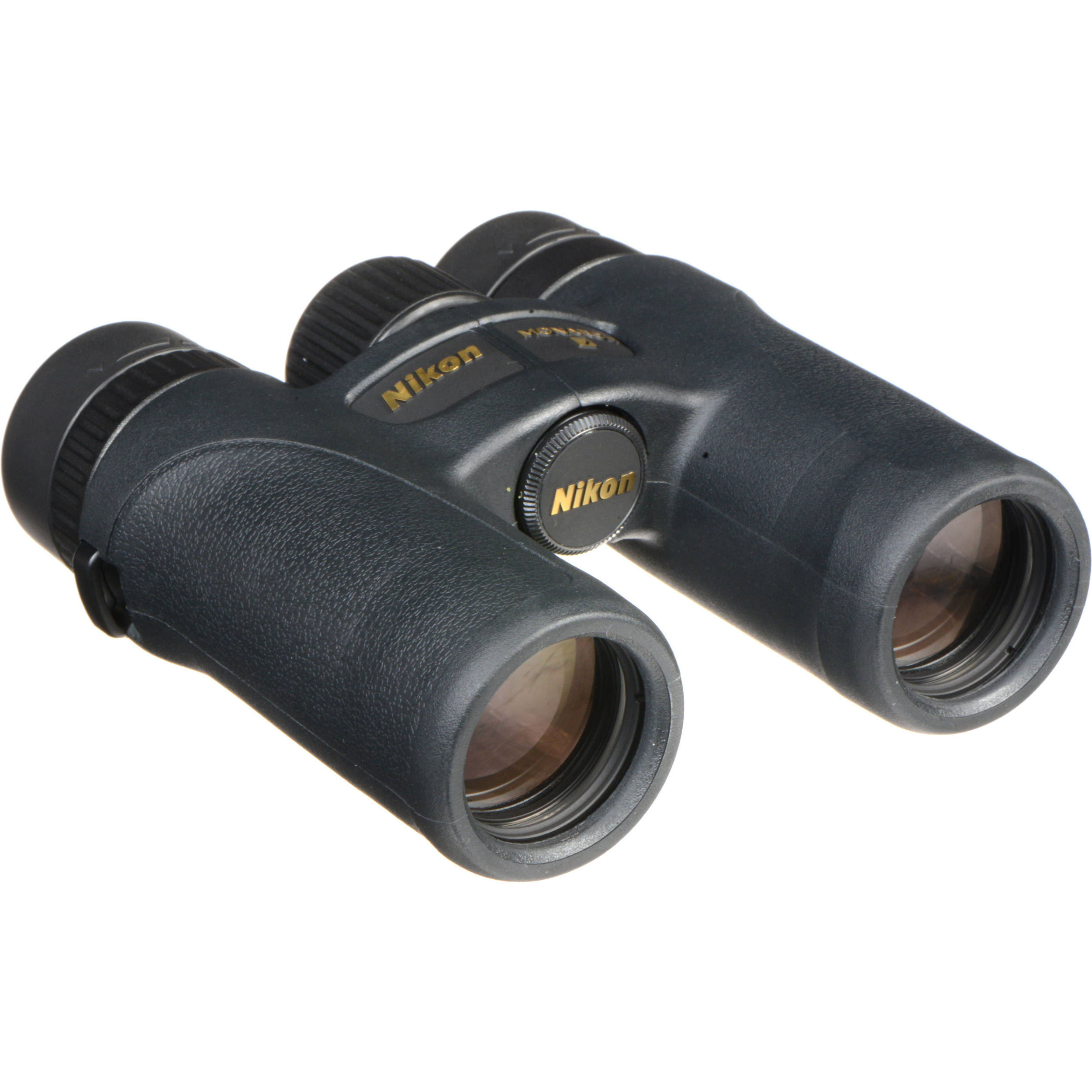 Nikon 8x30 Monarch 7 ATB Binoculars (Black) 7579 B&H Photo Video