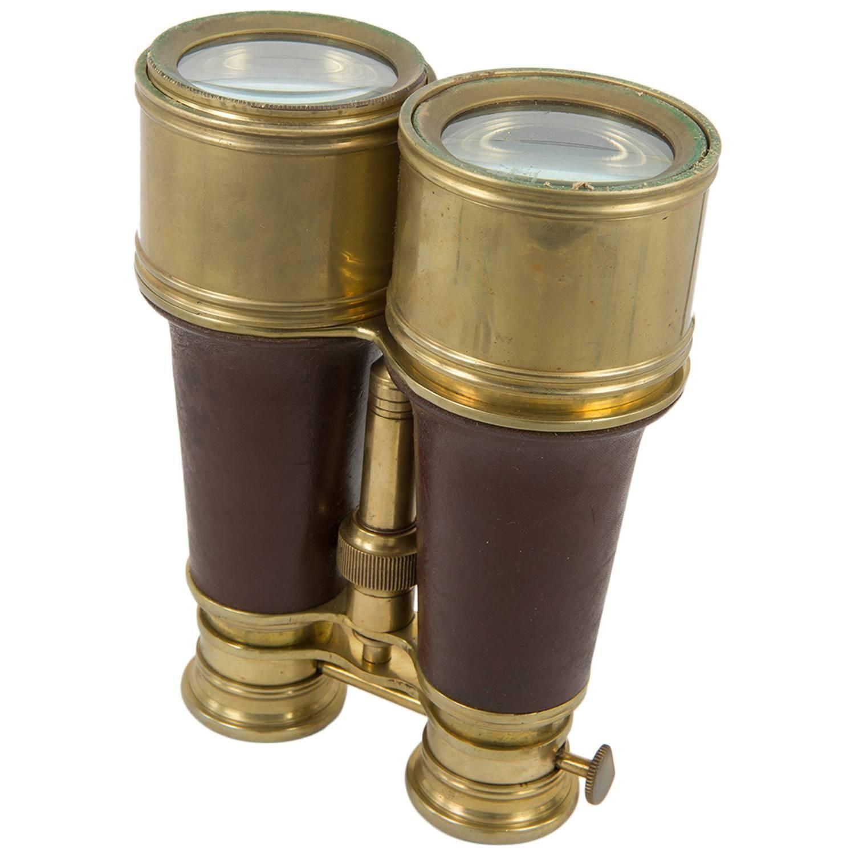 Old Binoculars Mariner for Naval Officer | Binoculars, Glass ...
