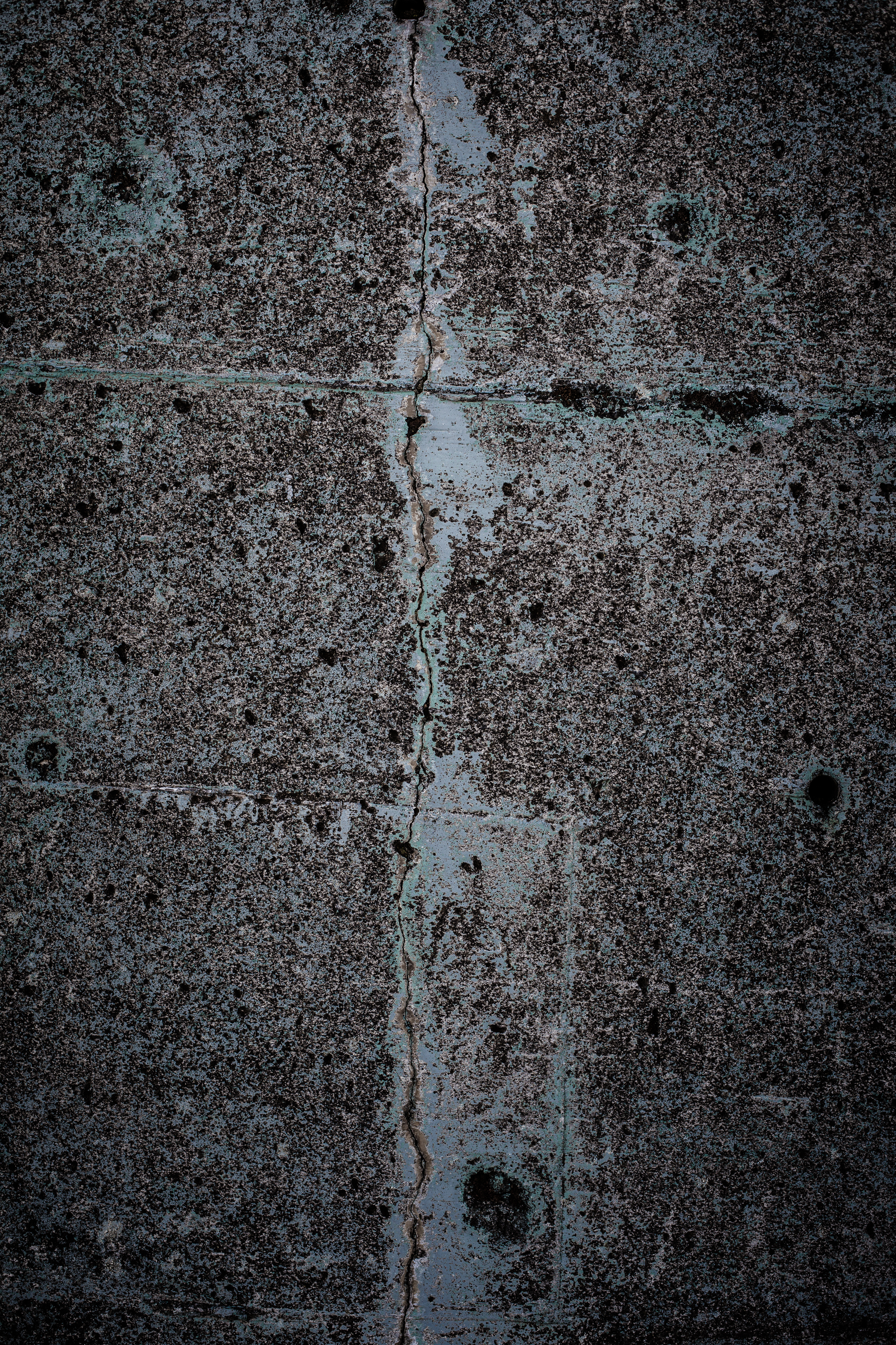 Old Blue Concrete Texture, Wall, Old, Texture, Surface, HQ Photo