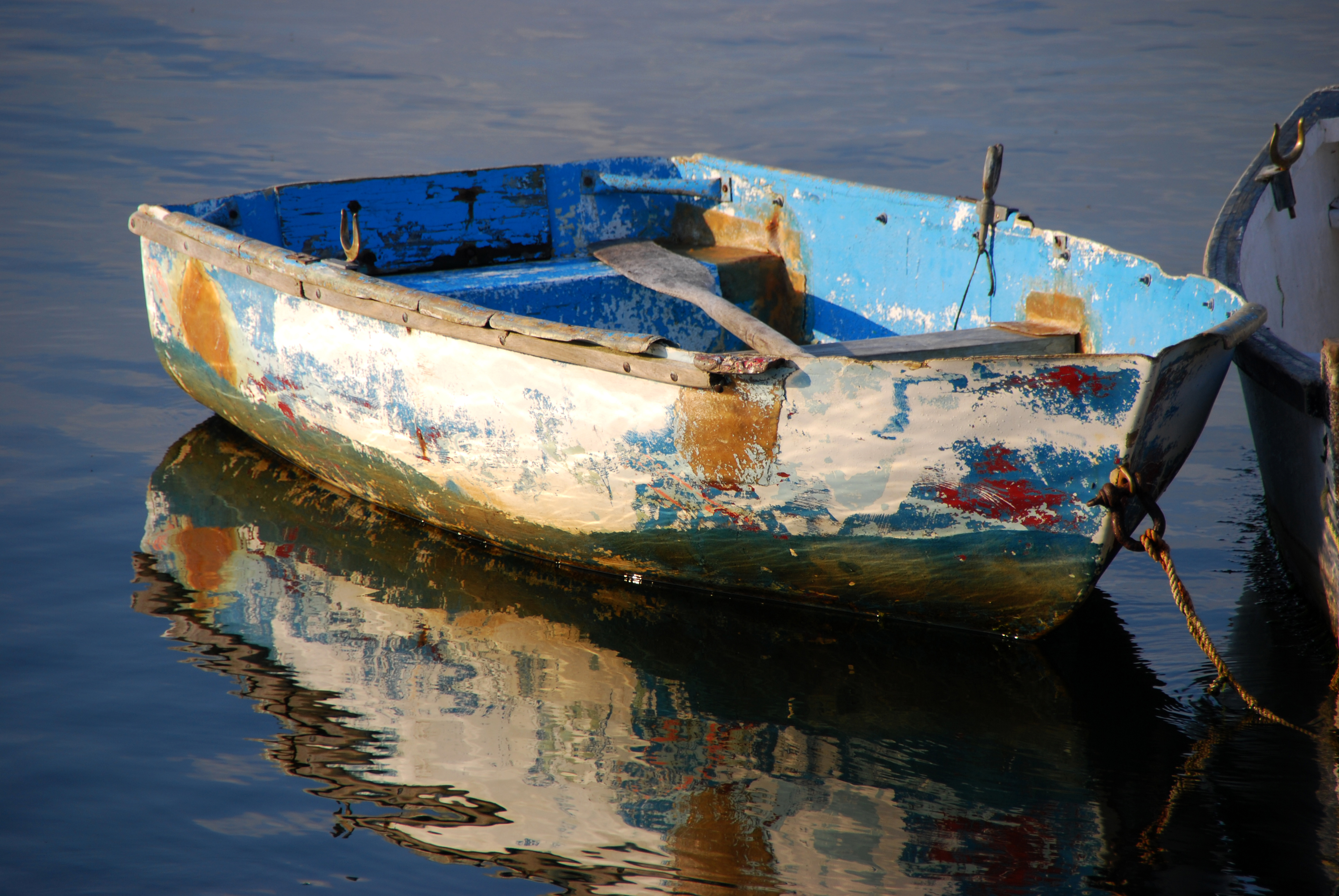 Boats of Time…   Carlos' Cafe