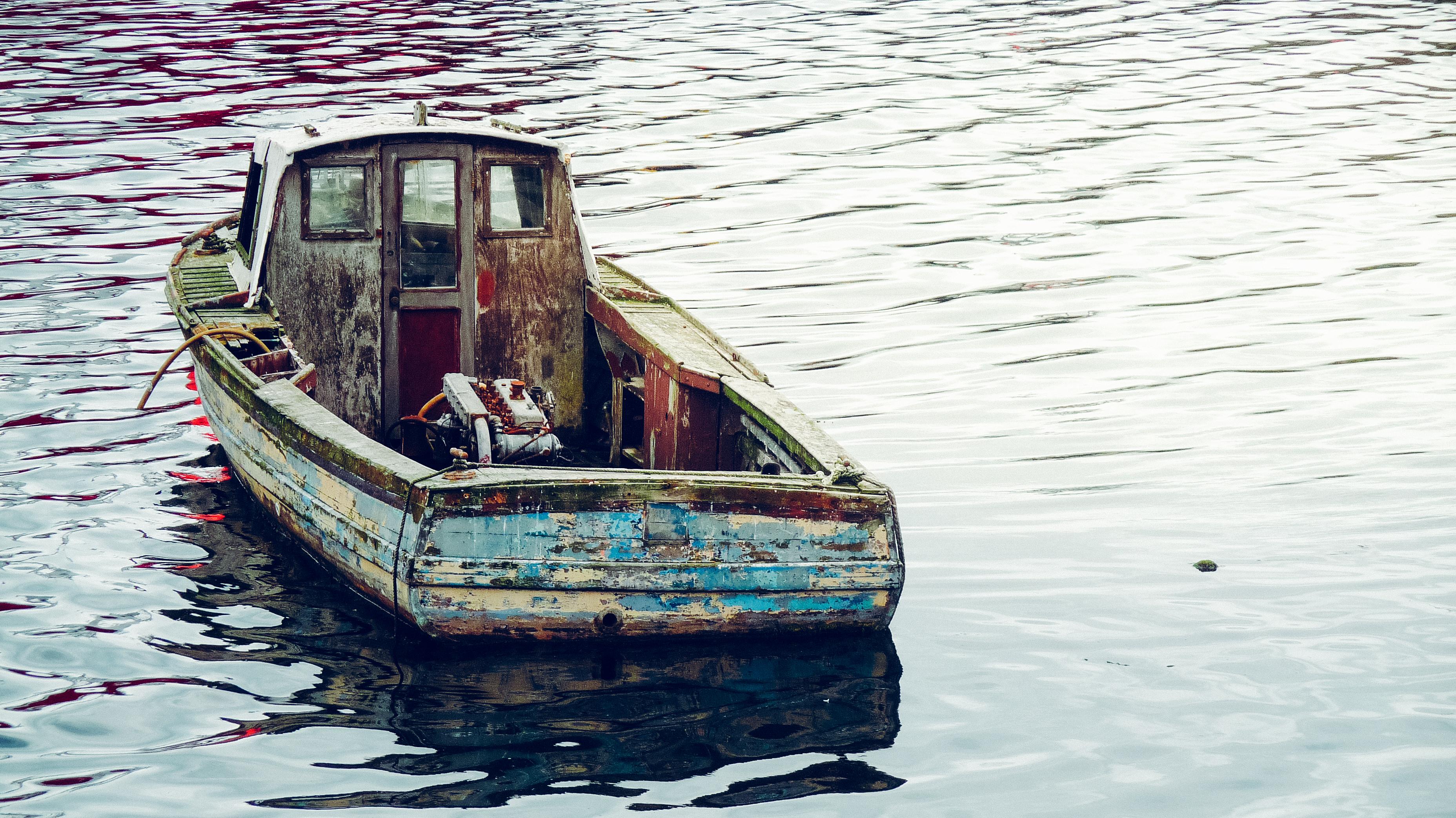 Webdesign Kingdom   Old Boat