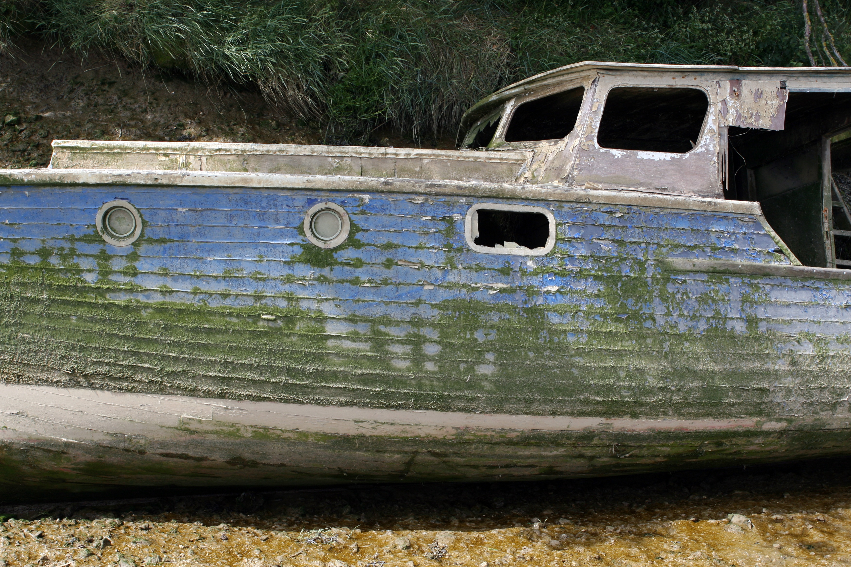 Old Boat, Wooden, Wood, Old, Boat, HQ Photo