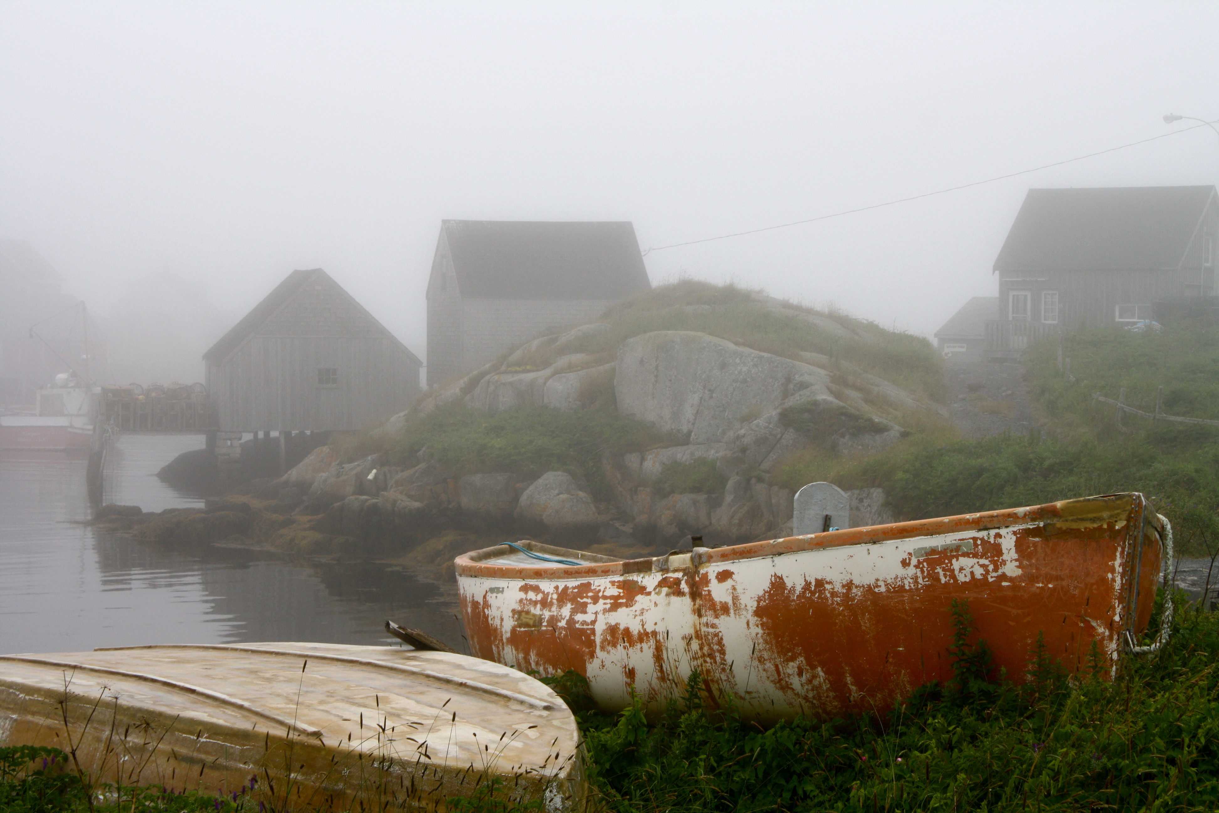 Old boats photo