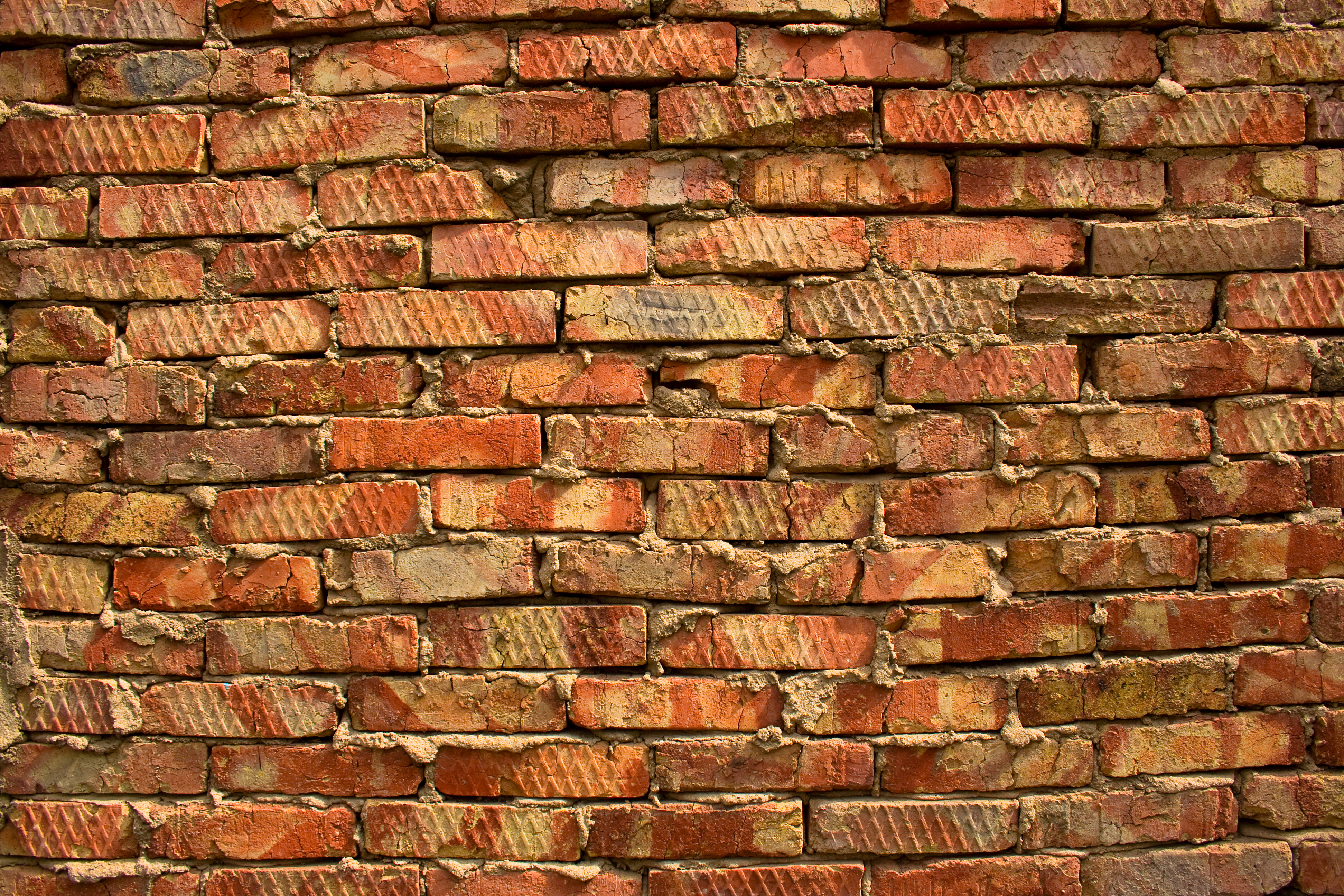 Old Brick Wall, Backgrounds, Stonewall, Revetment, Rock-wall, HQ Photo