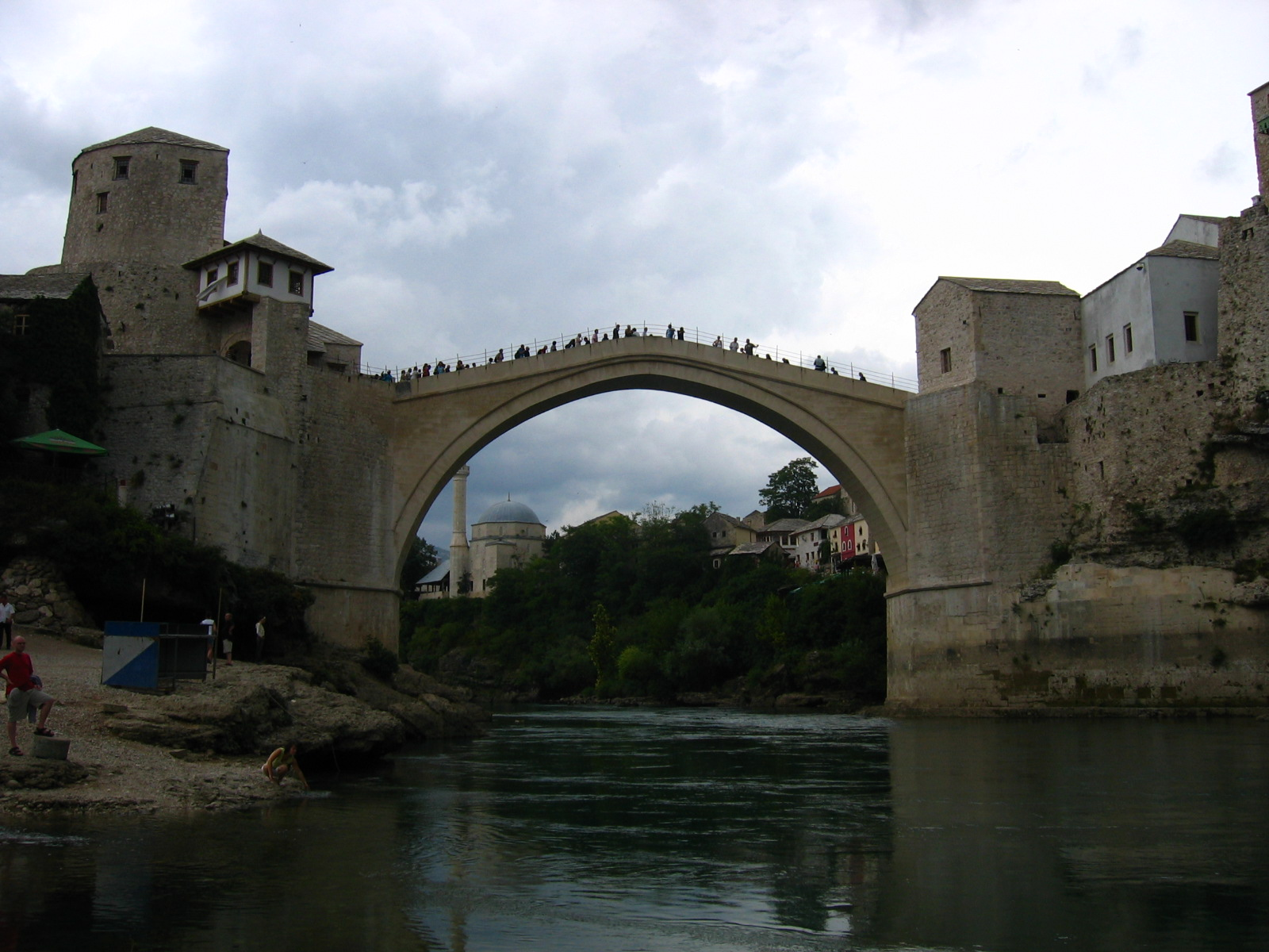 File:Old Bridge, Mostar, Herzegovina.JPG - Wikimedia Commons
