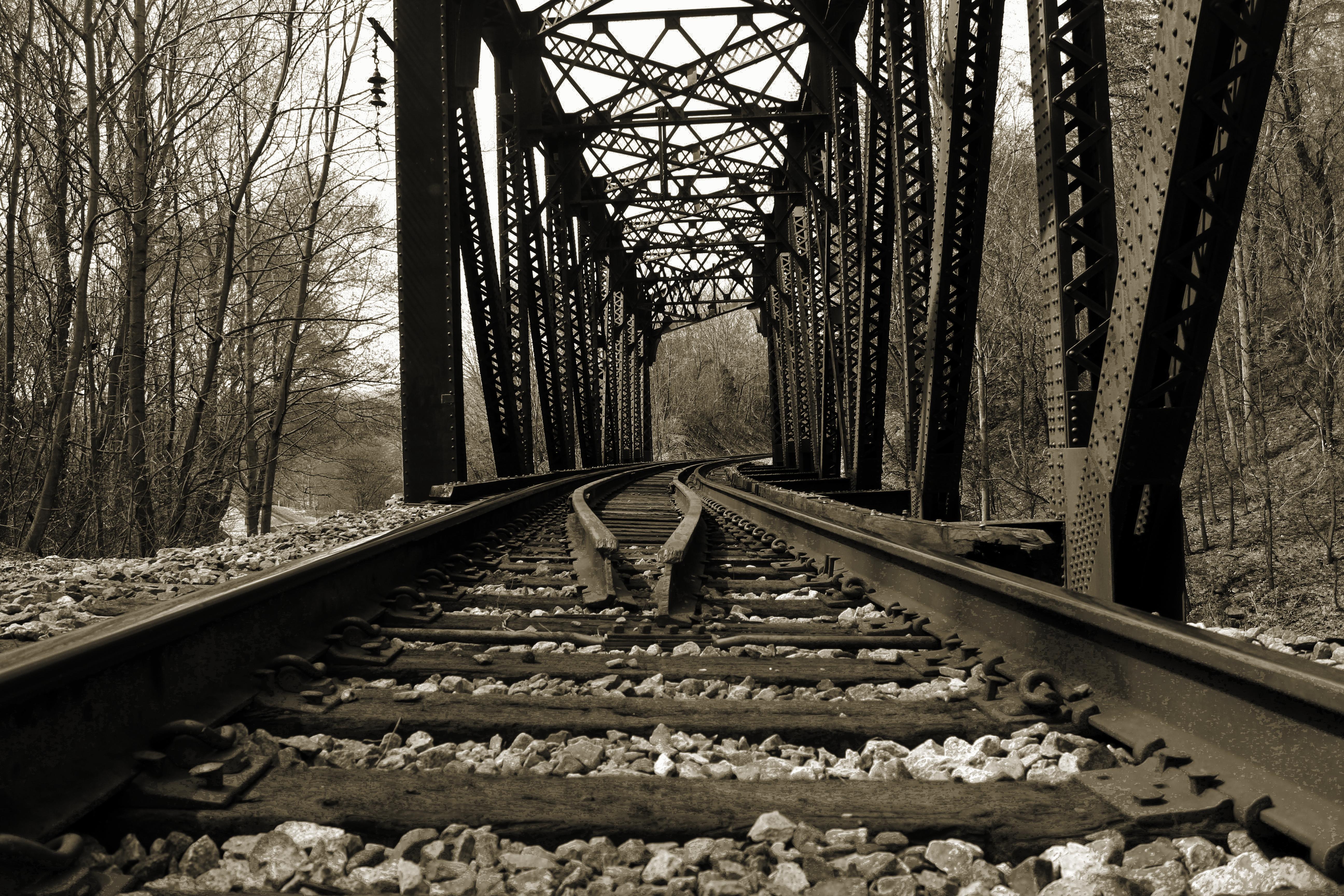 Old bridge photo