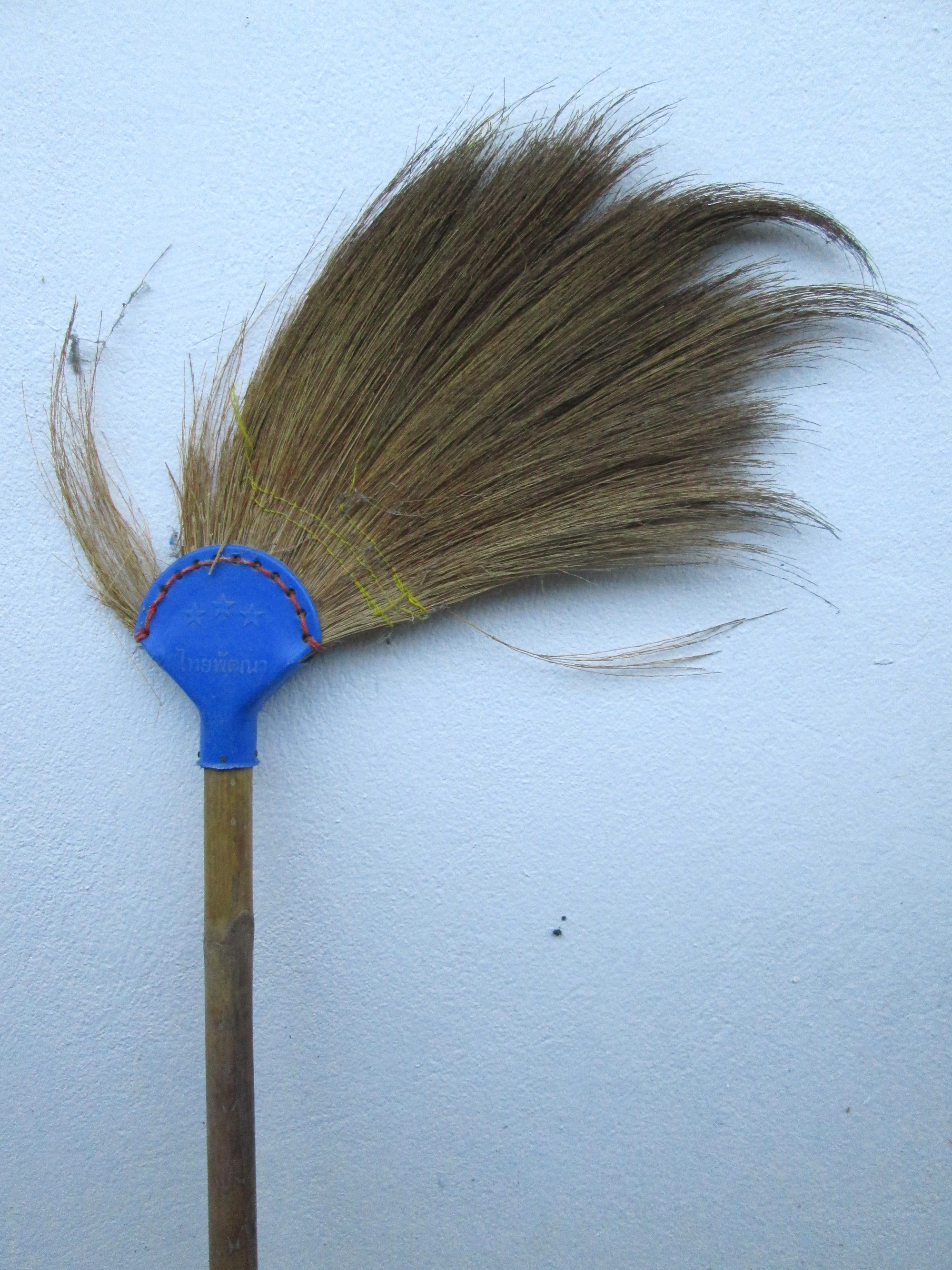 Old broomstick photo