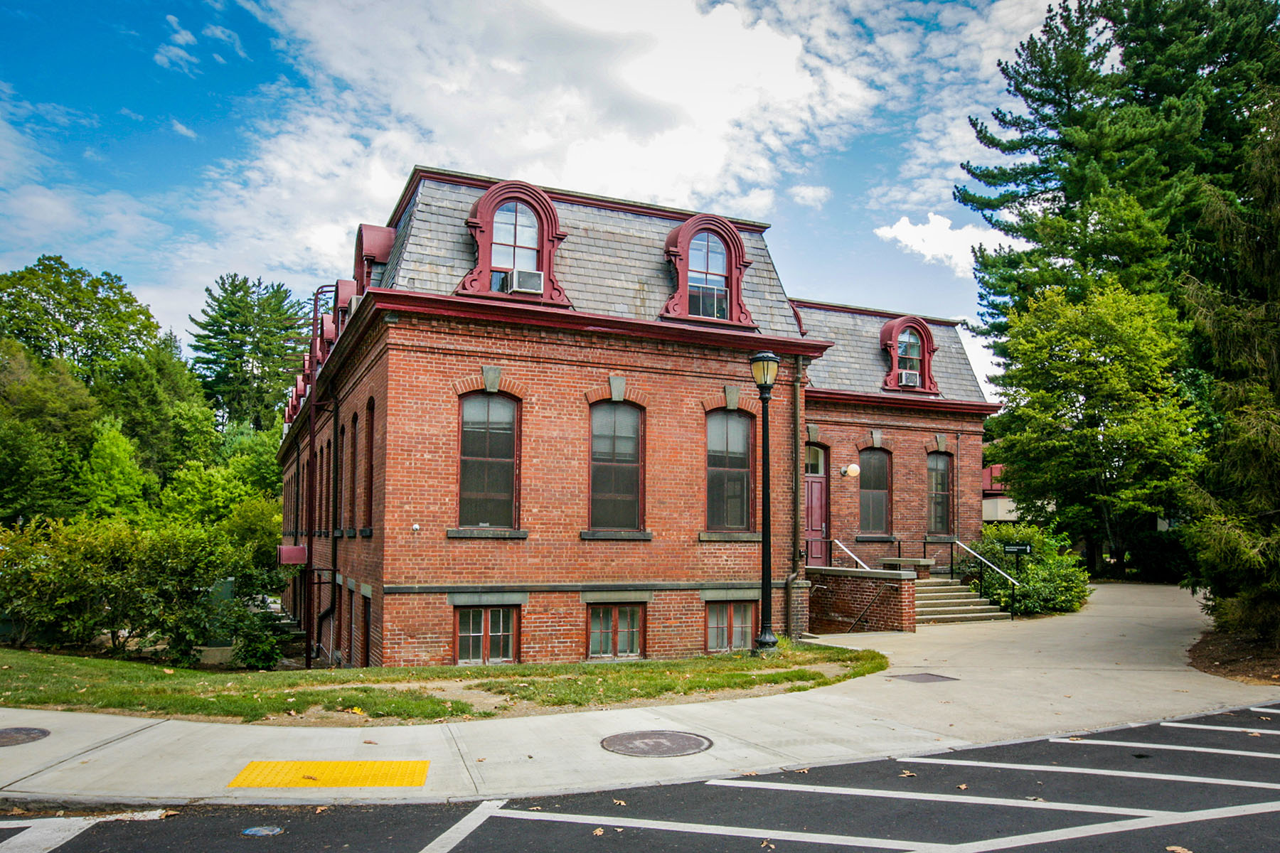 Old Laundry Building - Buildings and Belonging - Vassar College