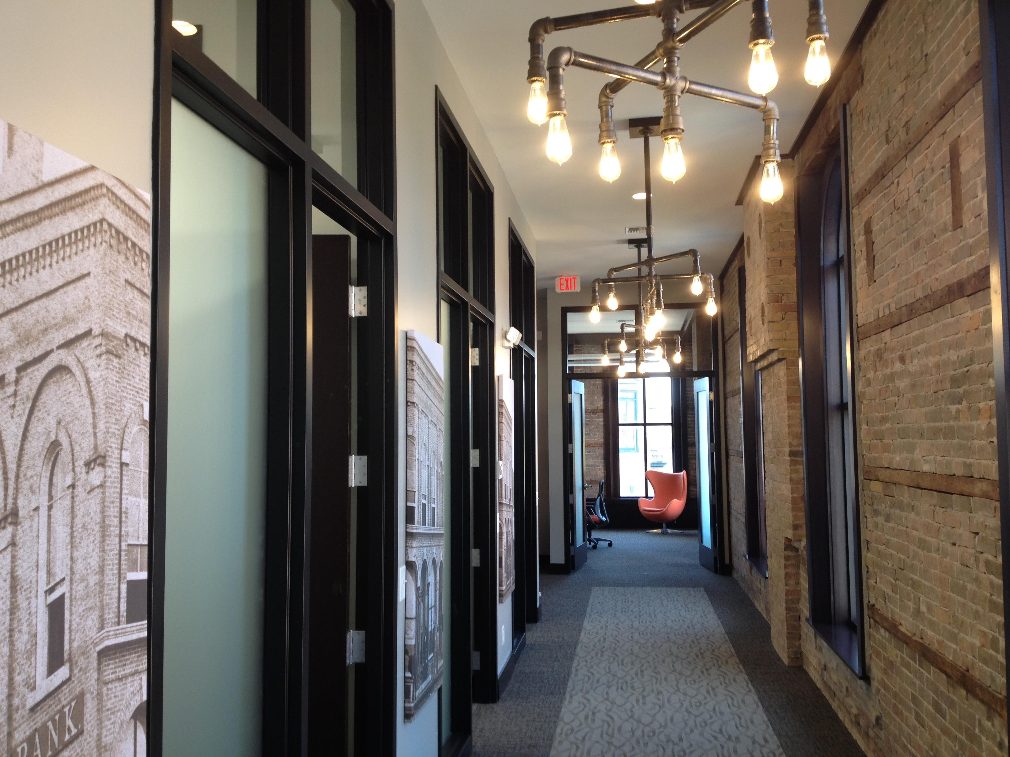 Law Office Remodel In A 100 Year Old Building | ProSource Wholesale