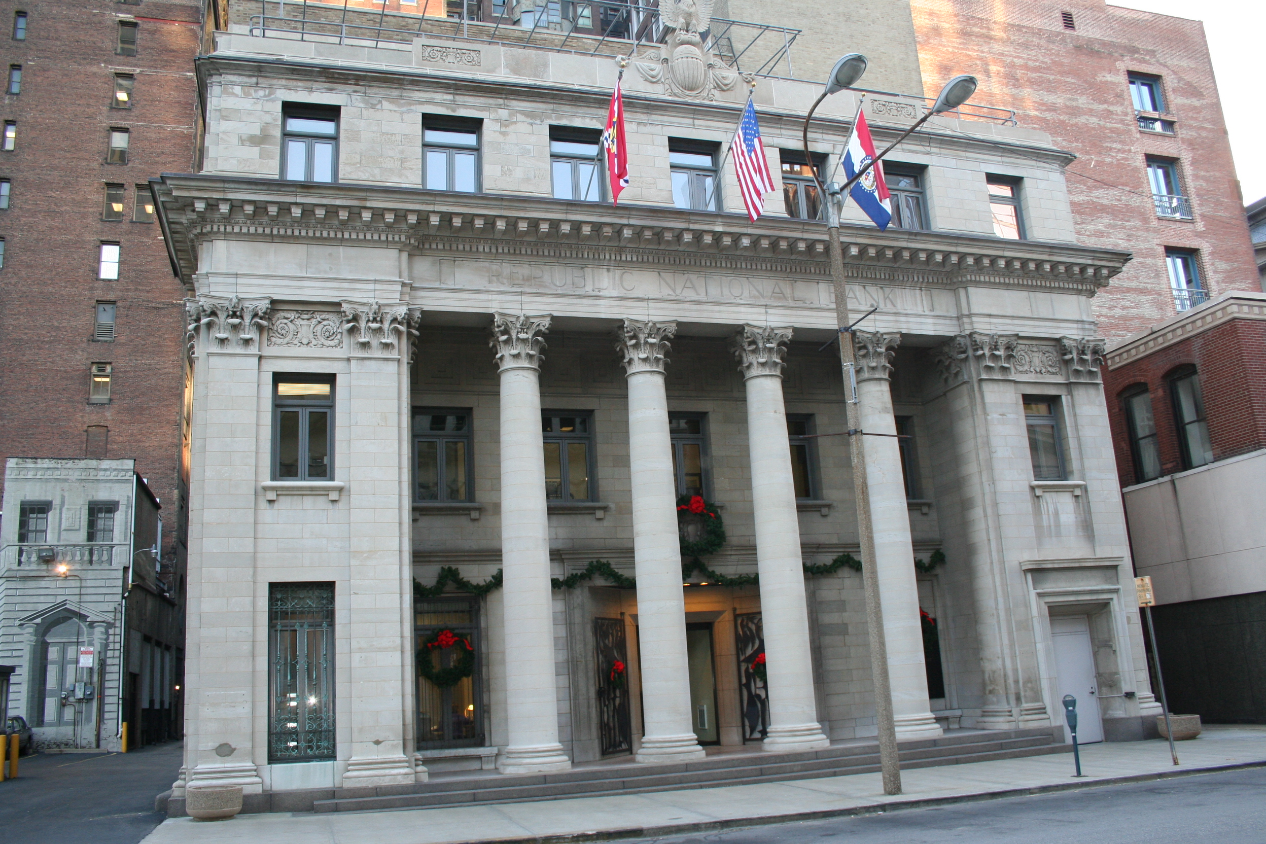 Old Mutual Bank Building - City Landmark #97