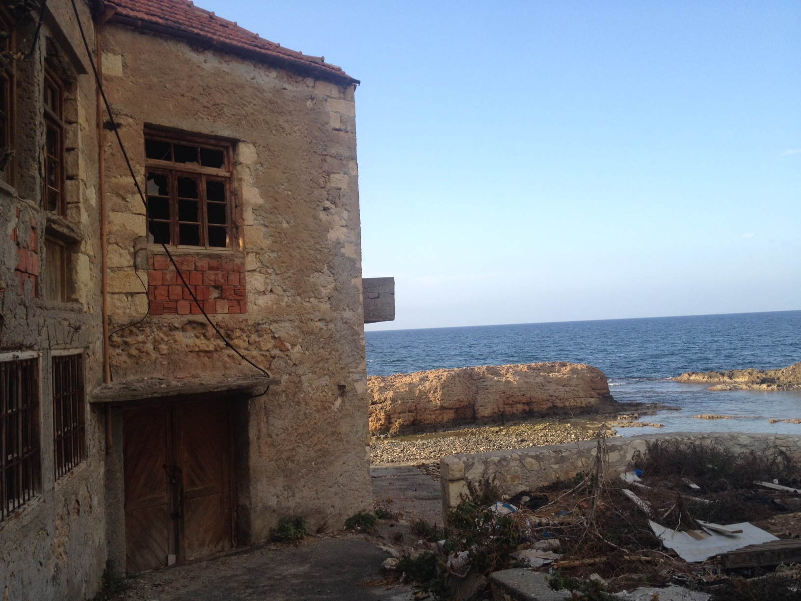 Old building for sale in Chania Crete