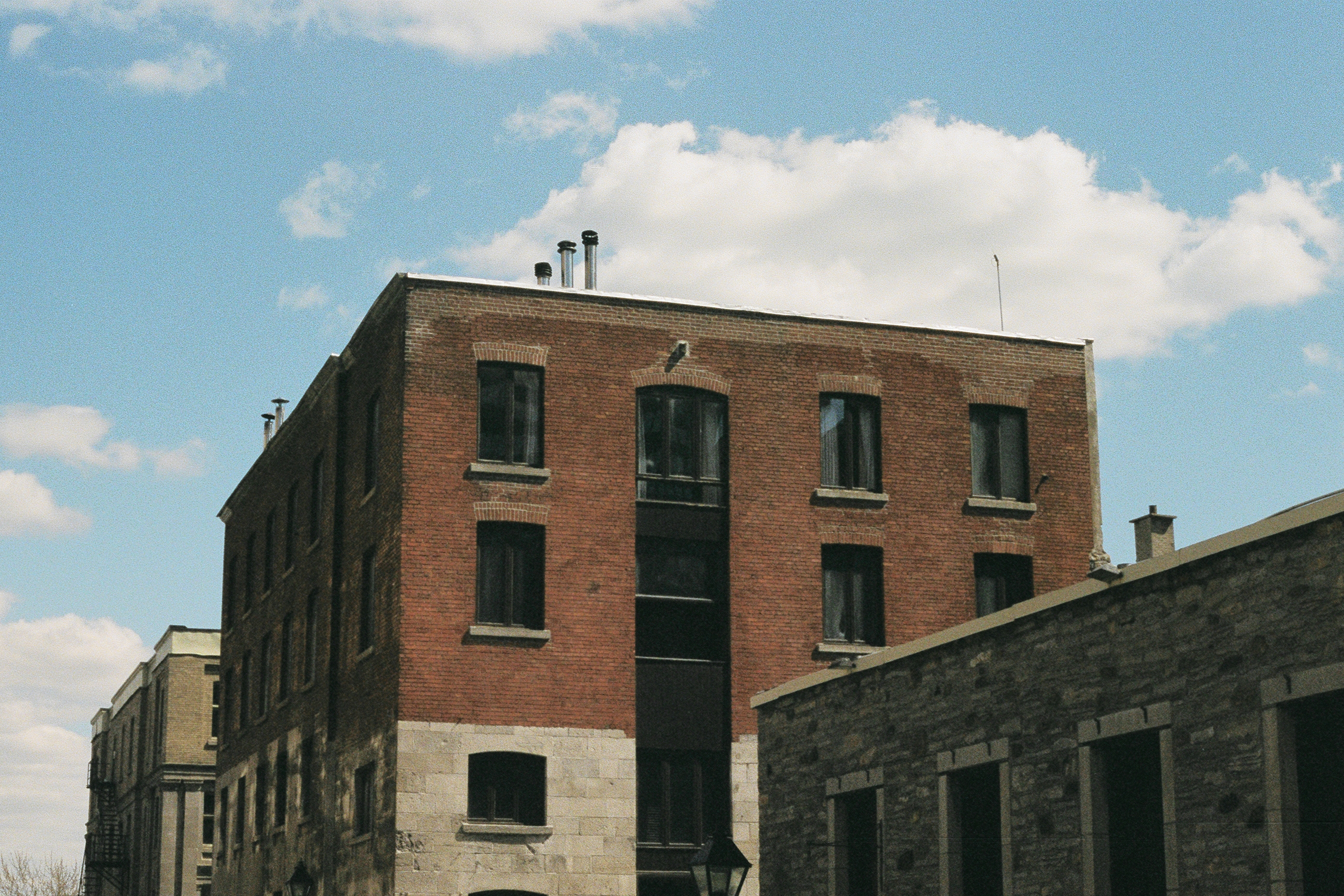 Old Building, Abandoned, Brown, Building, Cloud, HQ Photo