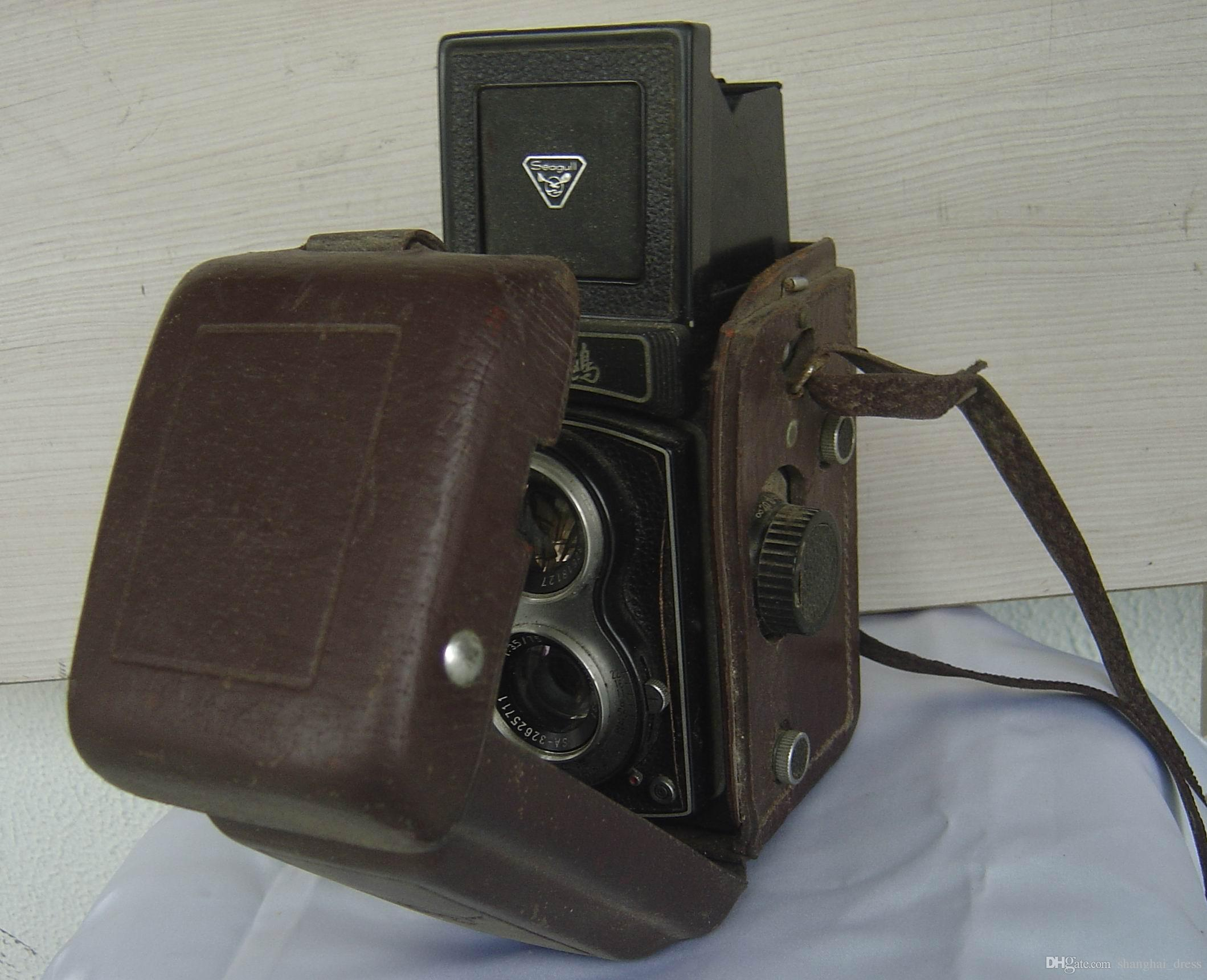 80/100 New Old HAI OU Camera Sea-gull 1960age Small LI Old Camera ...