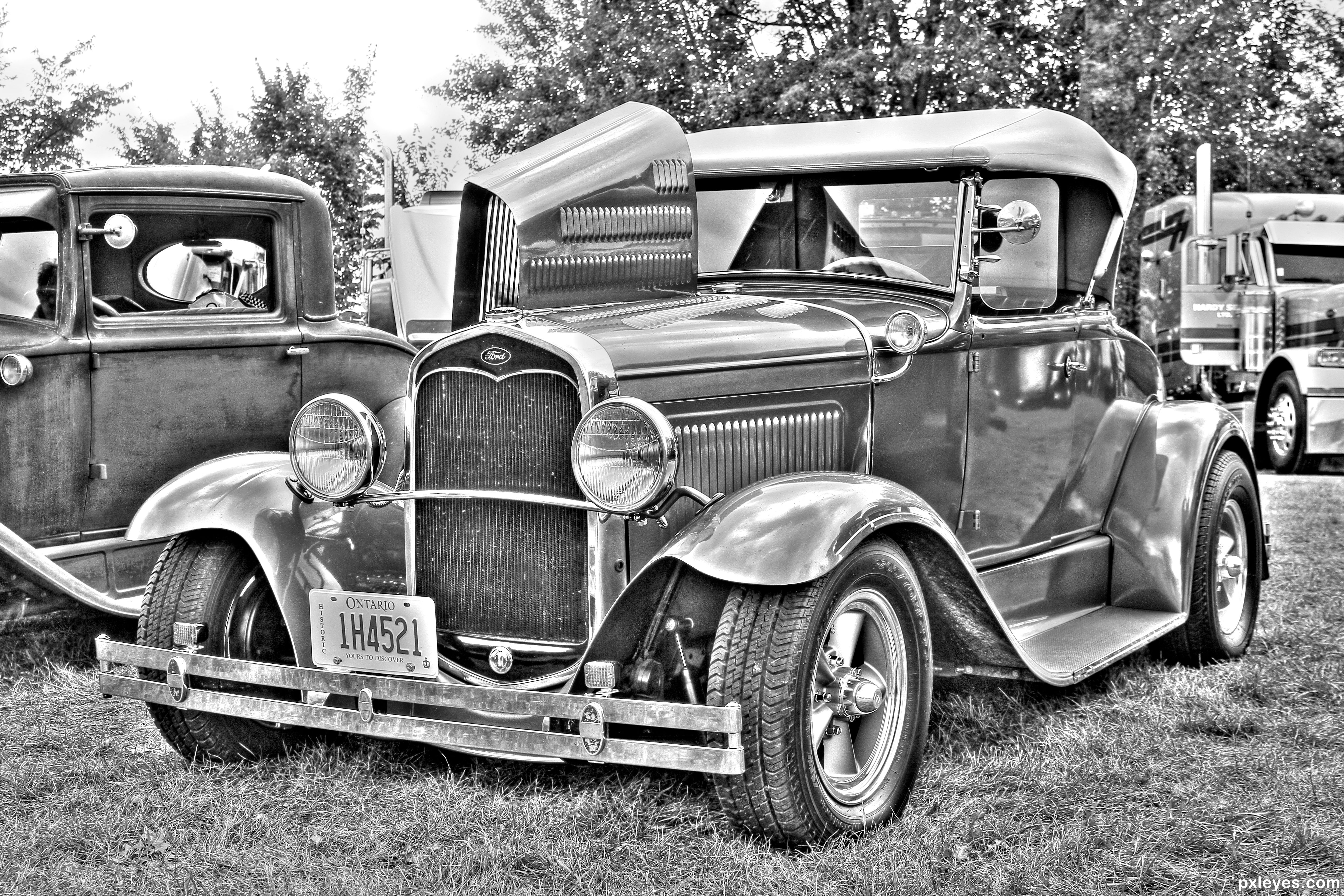 Free photo: Old Car - showroom, vintage, ride - Non-Commercial ...