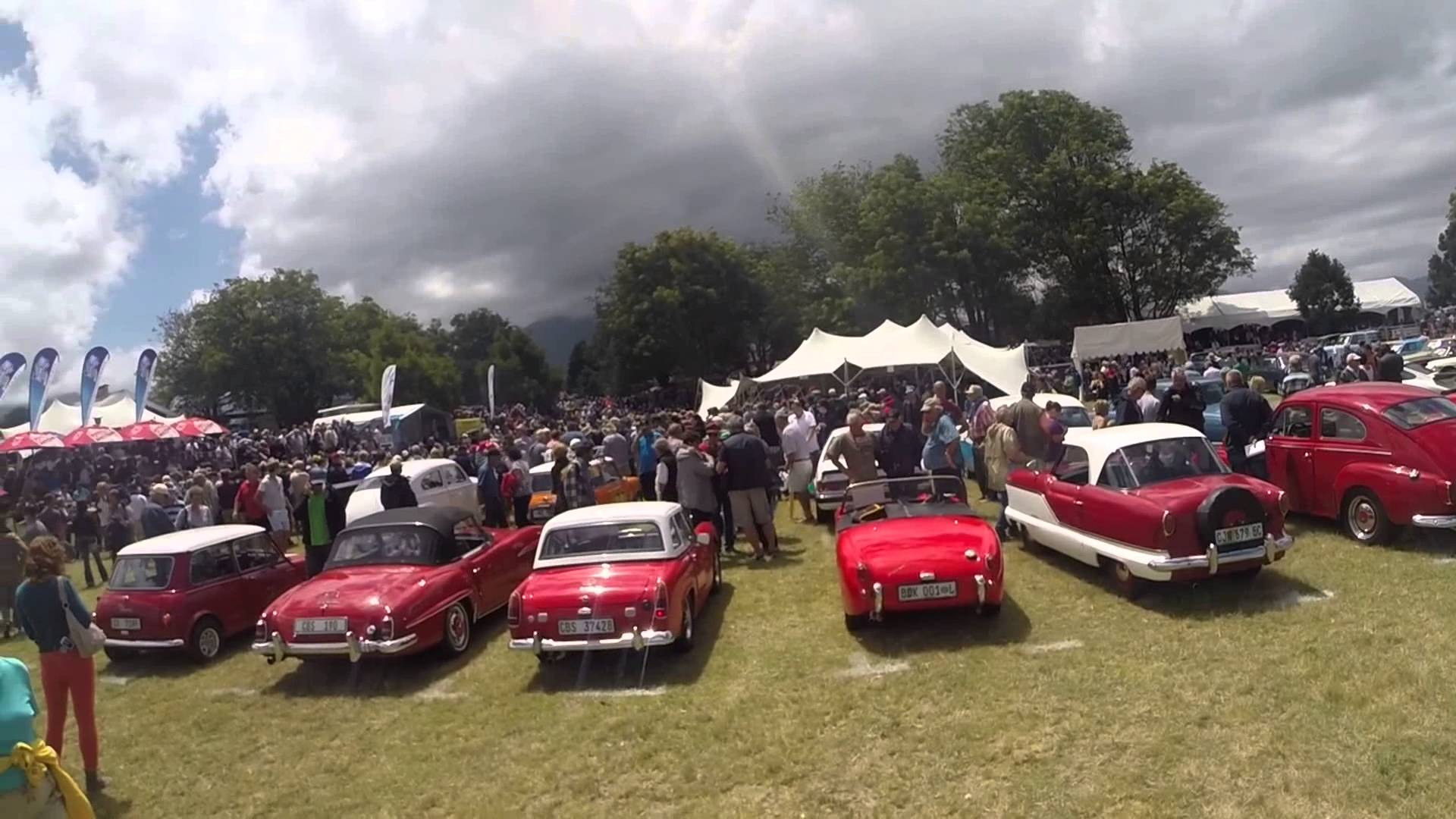 Old Car Show 2015, George. Meetup with Mini Owners Club South Africa ...
