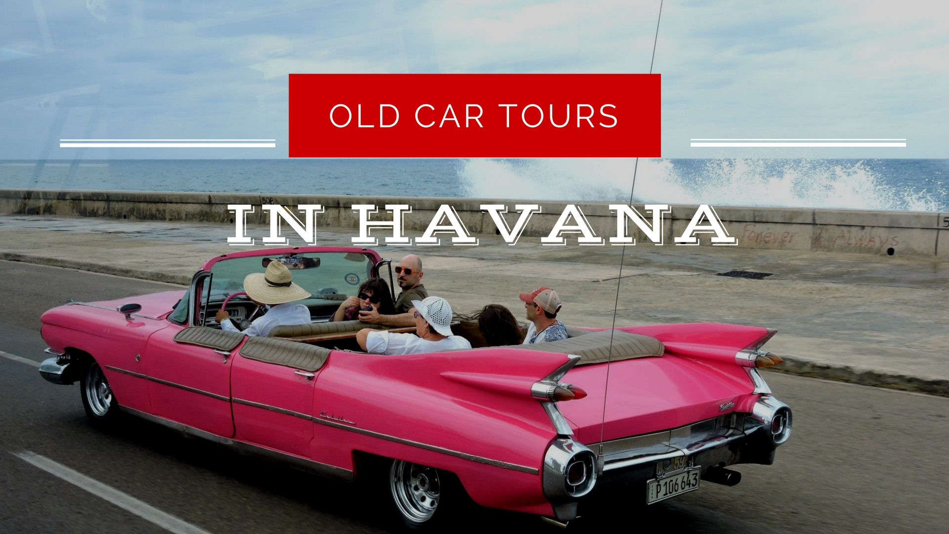 Old Car Tours Havana: What You Need to Know About This Tour