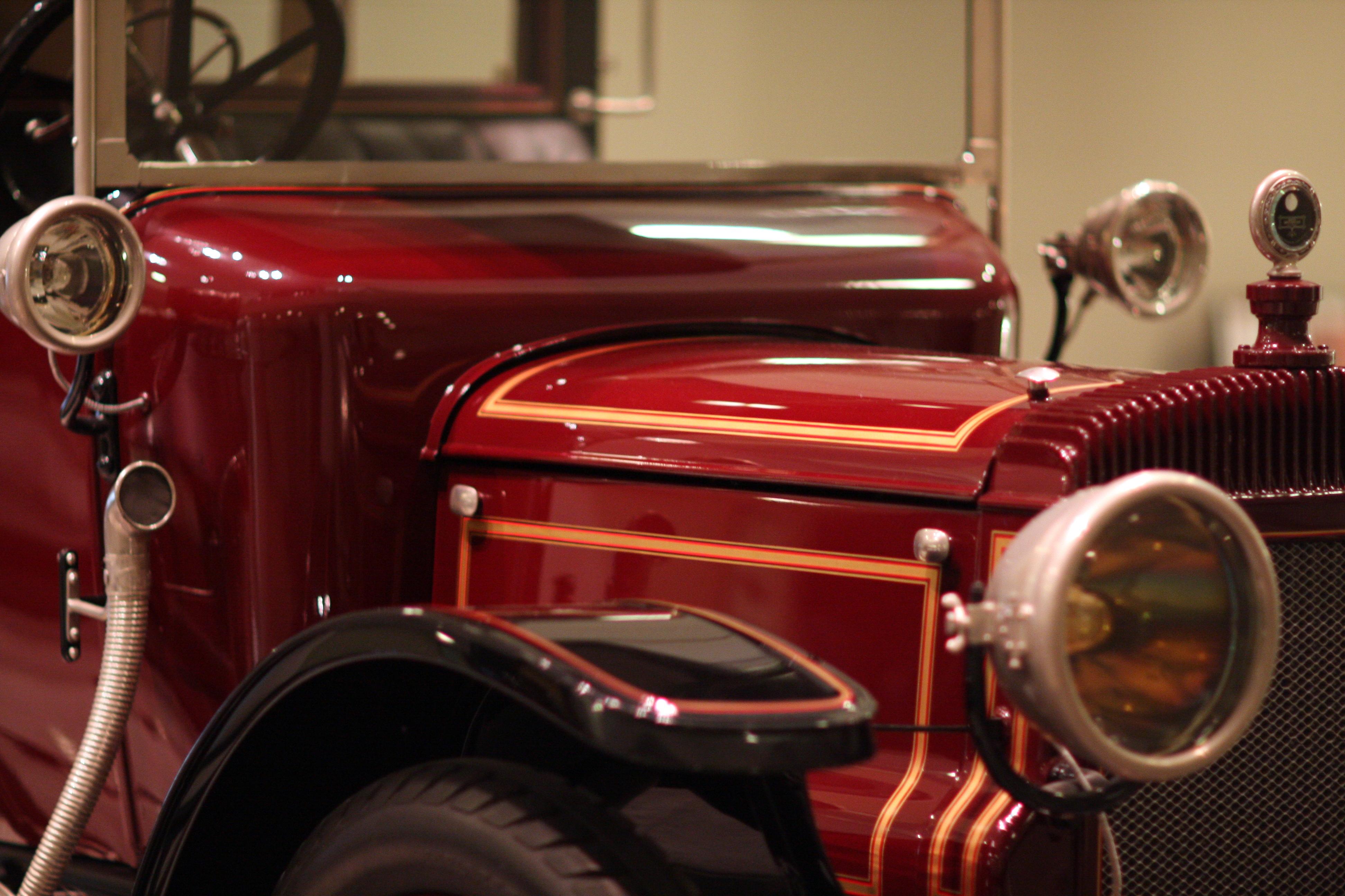 Old Car, Antique, Automobile, Car, Closeup, HQ Photo