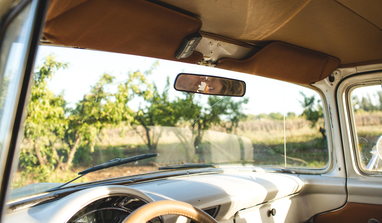Old Car, Car, Comfort, Control, Interior, HQ Photo