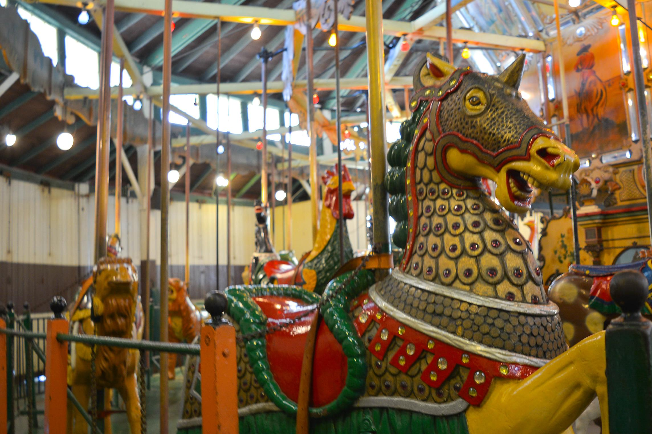 Nonprofit Takes Over Century-Old Carousel in Balboa Park - Times of ...