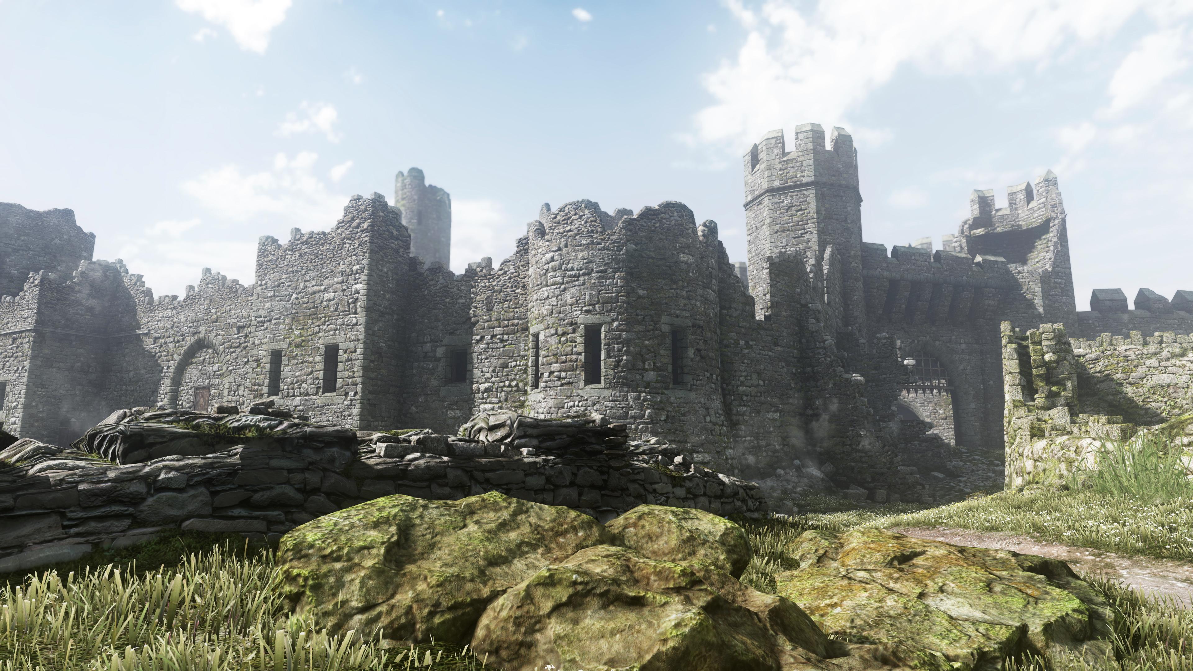 Image - Stonehaven Old Castle CODG.jpg | Call of Duty Wiki | FANDOM ...