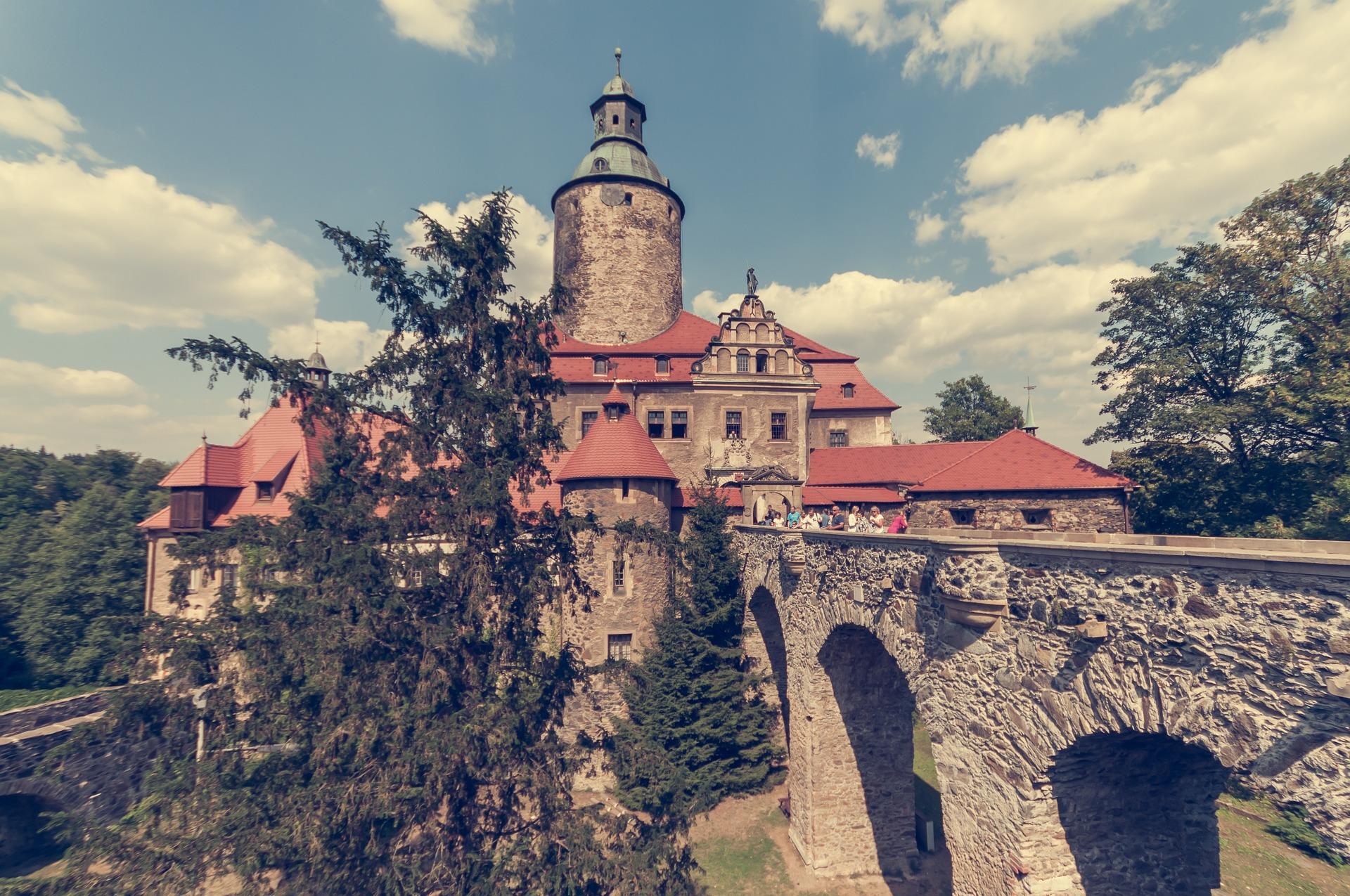 Old castle photo