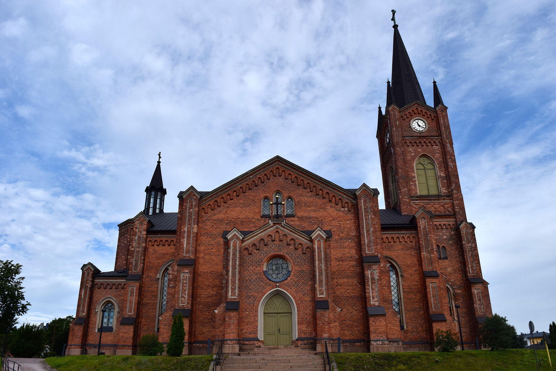 Old Church, Architecture, Church, Construction, Holy, HQ Photo