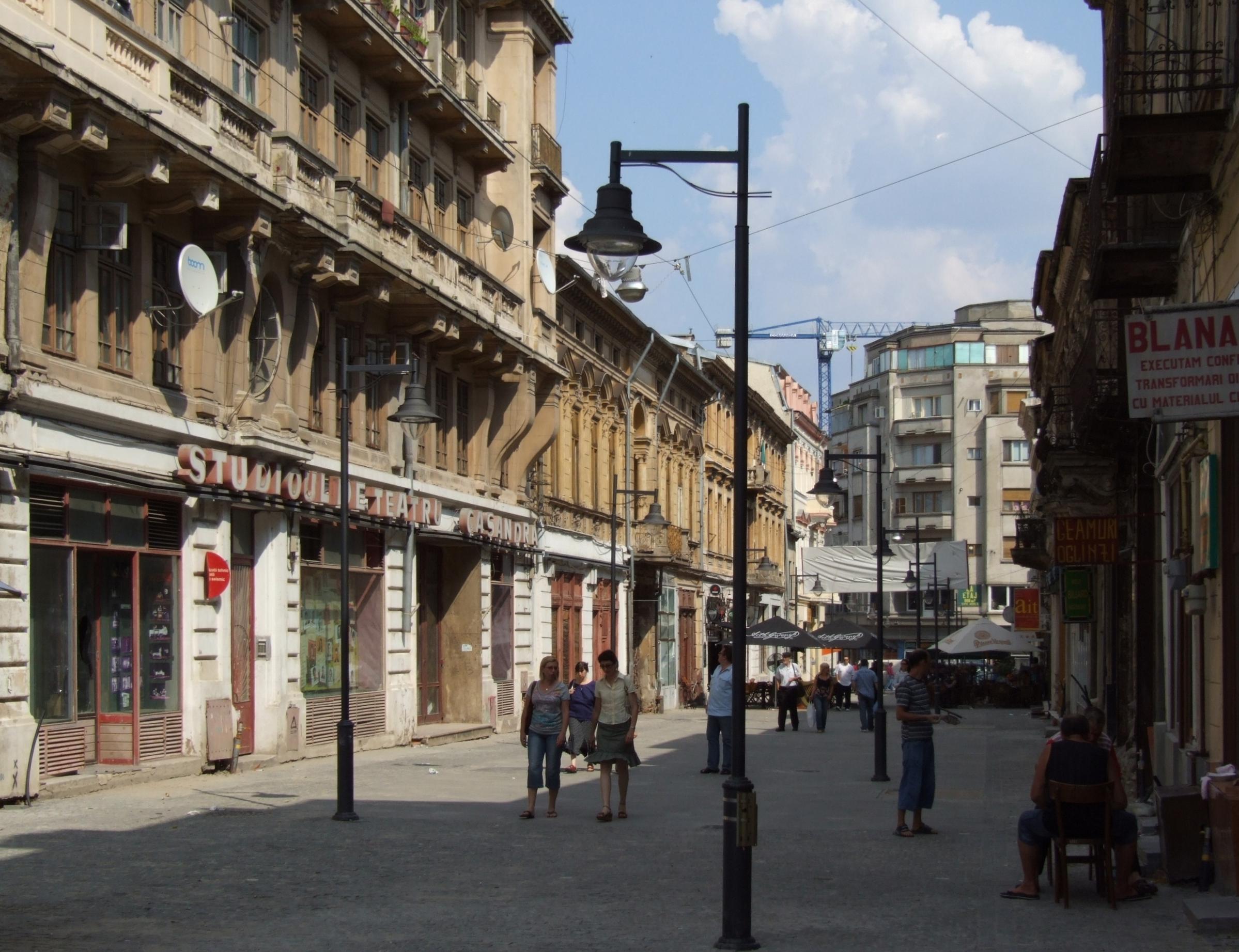 File:Bucharest - old city.jpg - Wikimedia Commons
