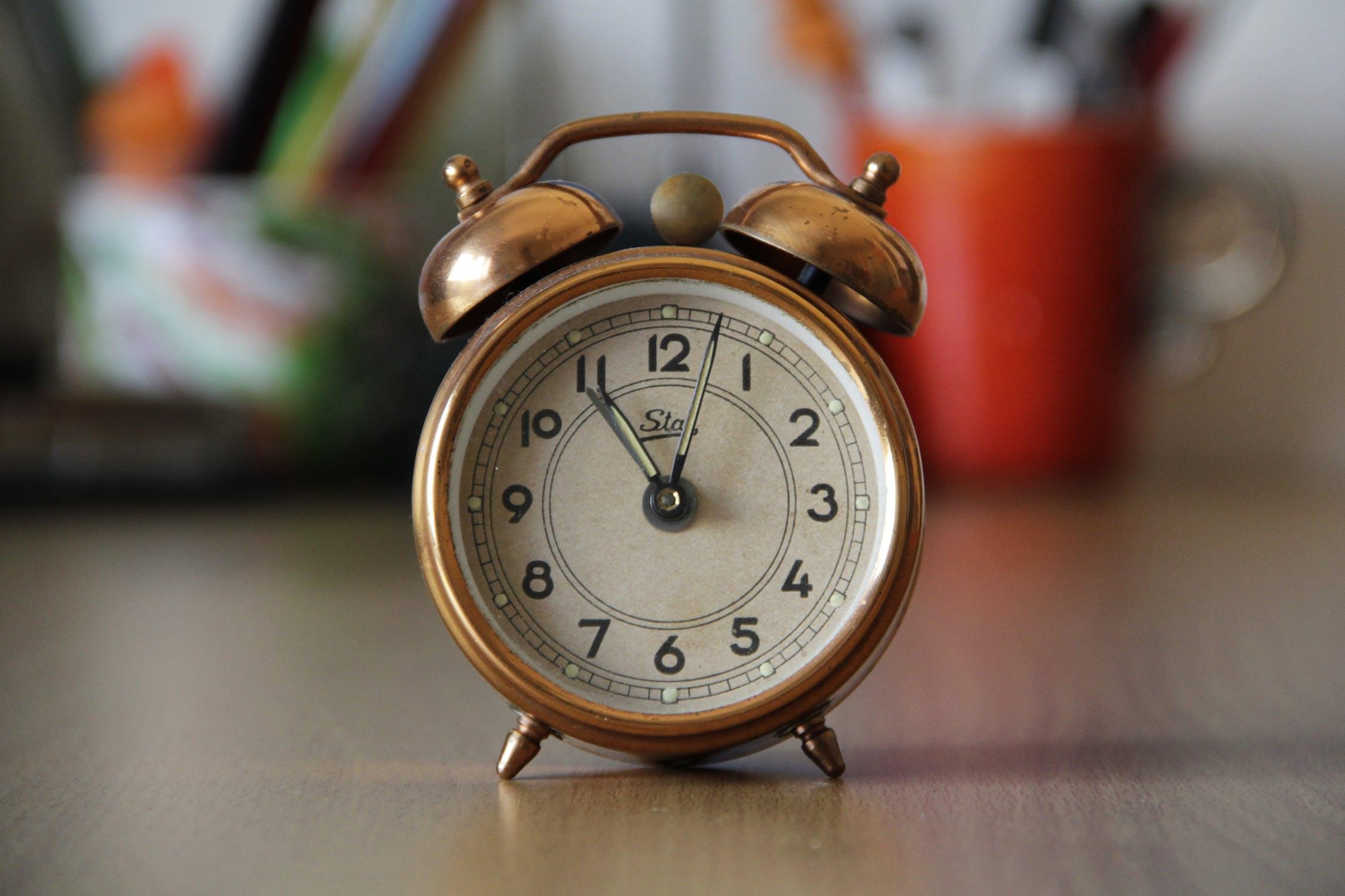 old clock - Motor Impairment