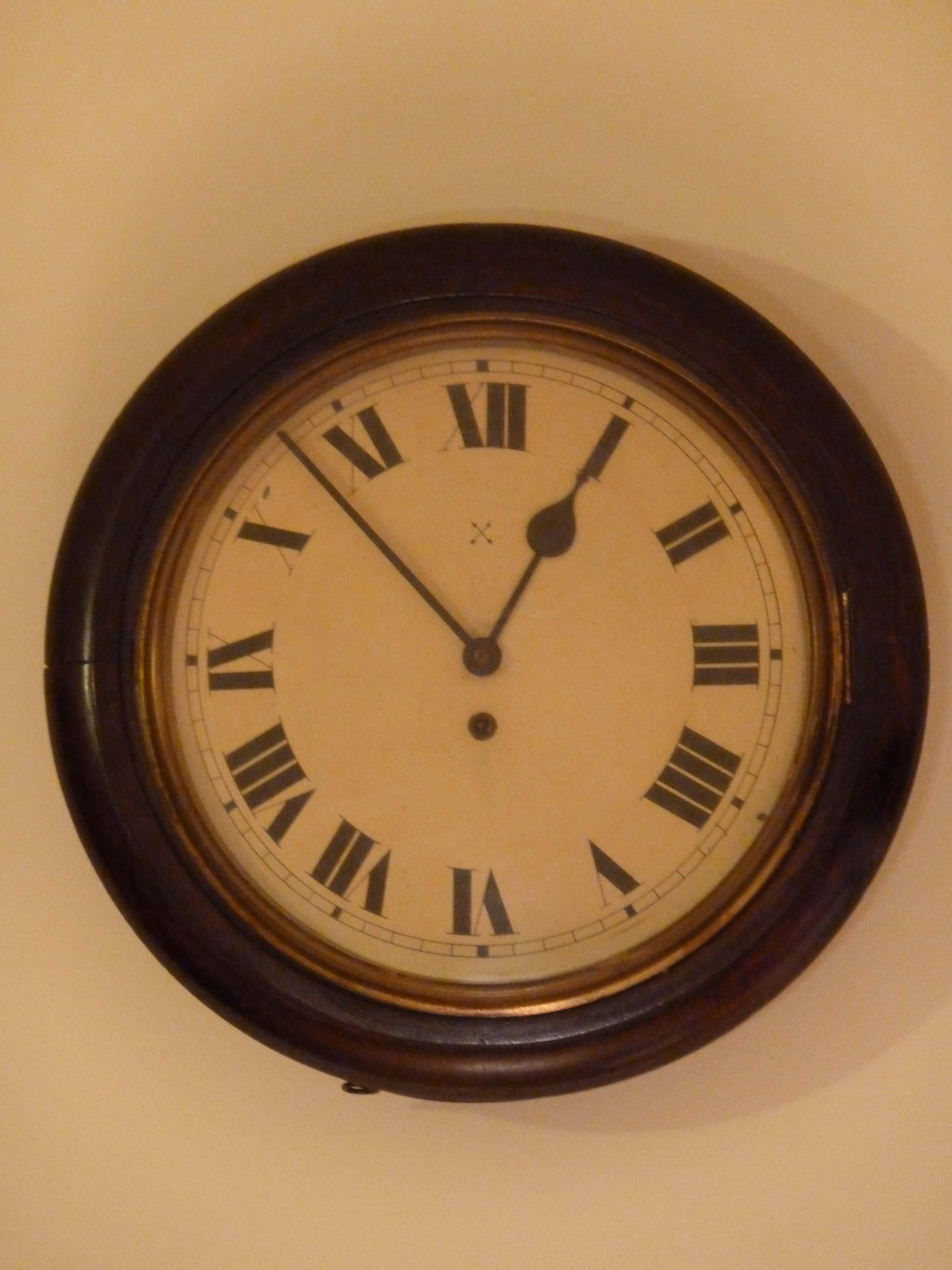 Free Photo Old Clock Vintage