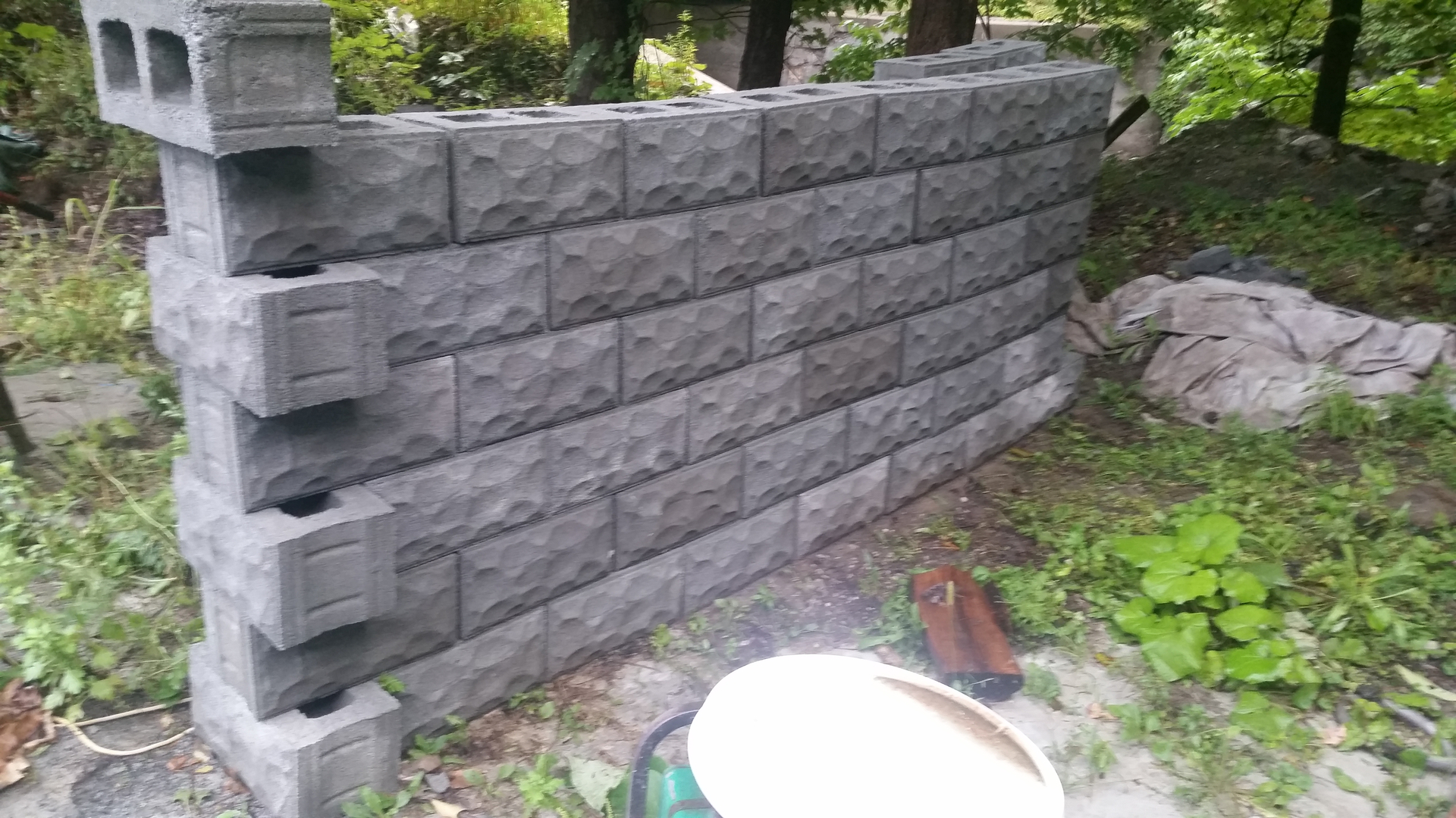 Historic Rock Face Block - decorative concrete block, rock face ...