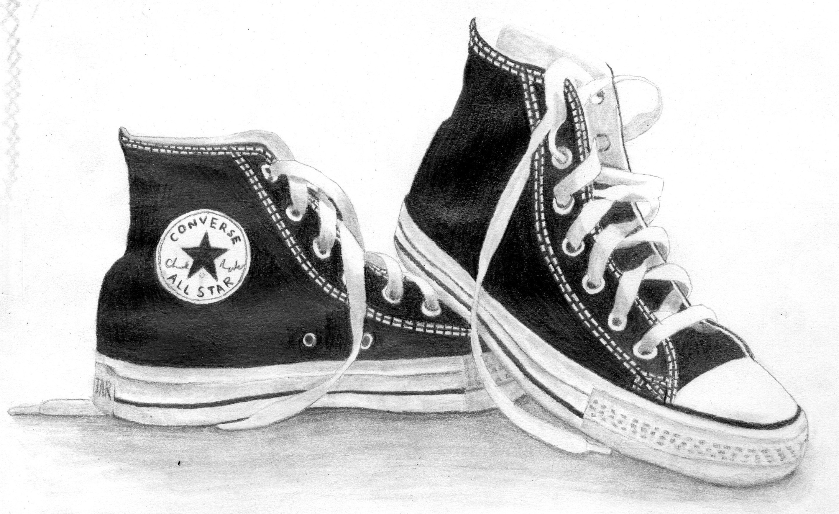 25a29f17289 Free photo  Old Converse Shoes - Shoes