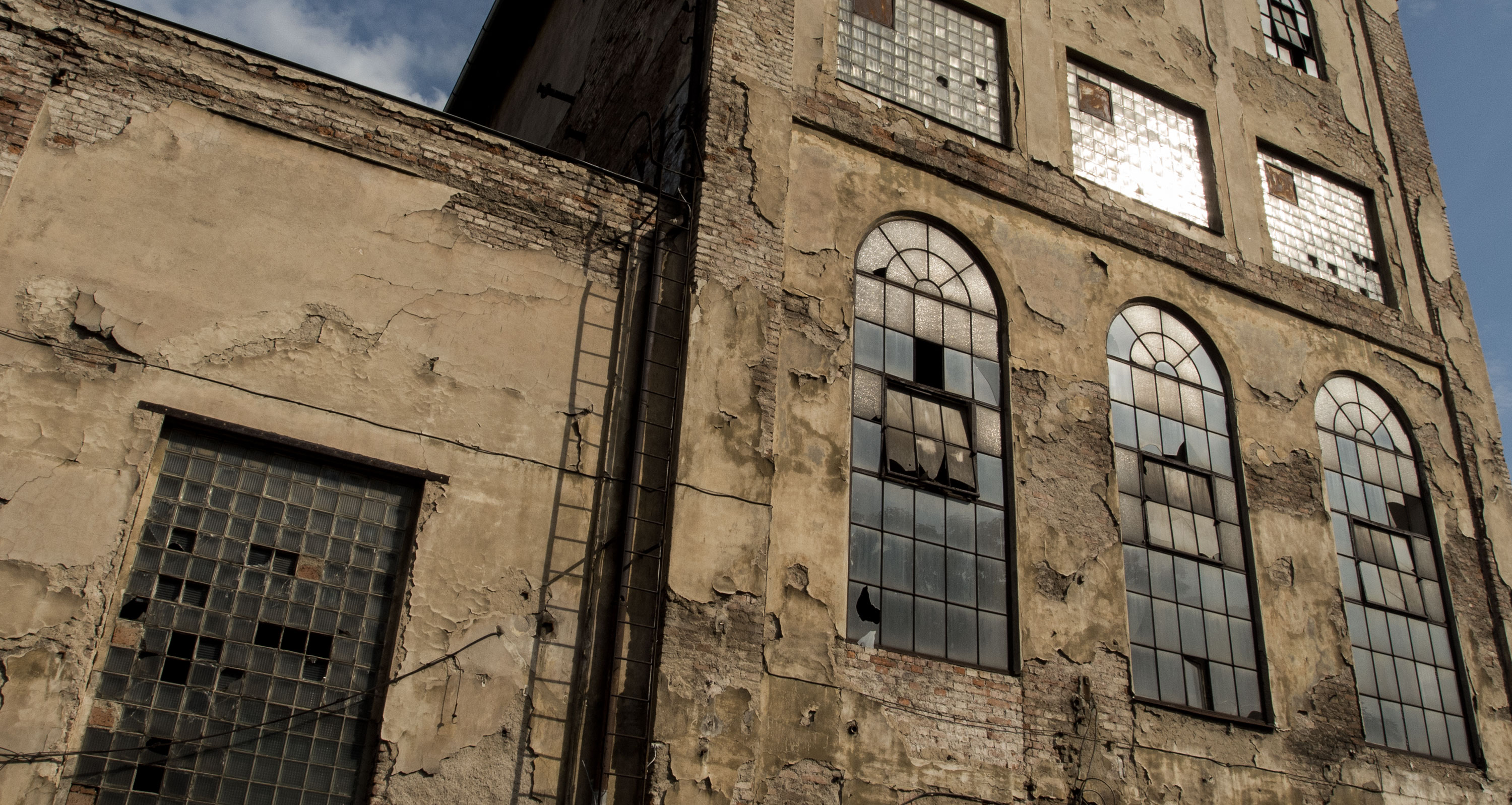 Free Image: Old Factory Building | Libreshot Public Domain Photos