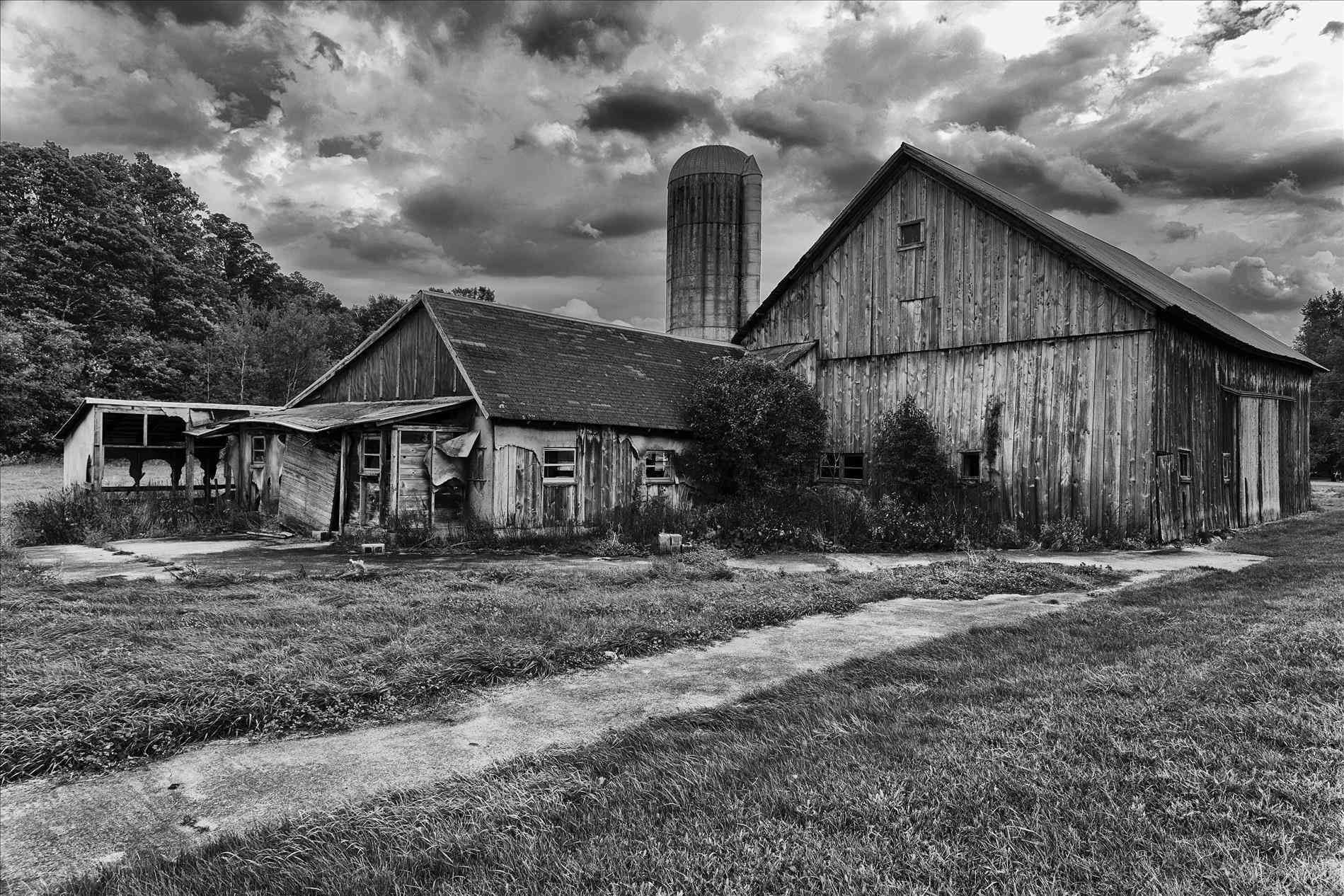 Free photo: Old farm - Bspo07, Clouds, Country - Free ...