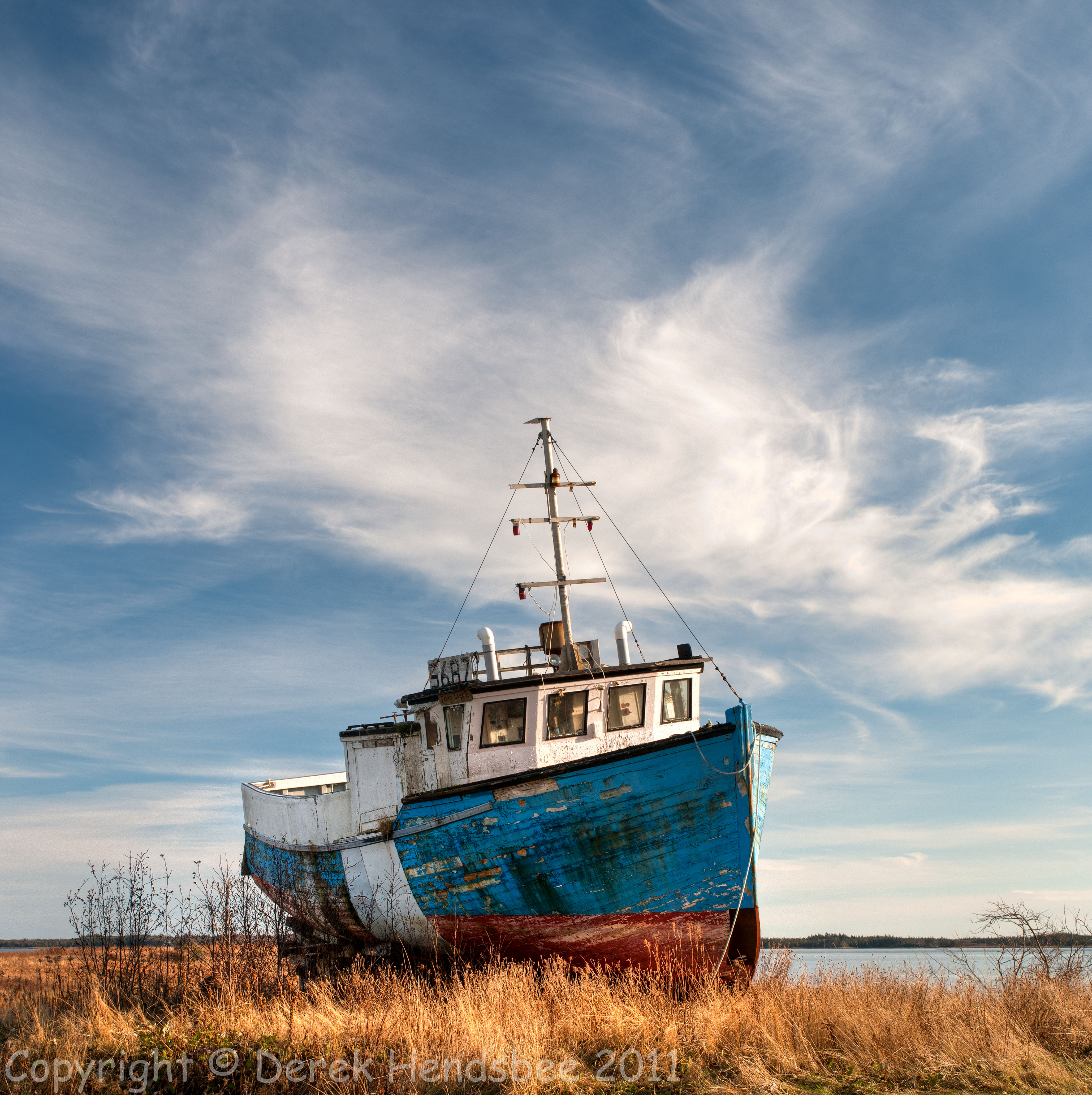 old fishing boat | Get Out In Guysborough County
