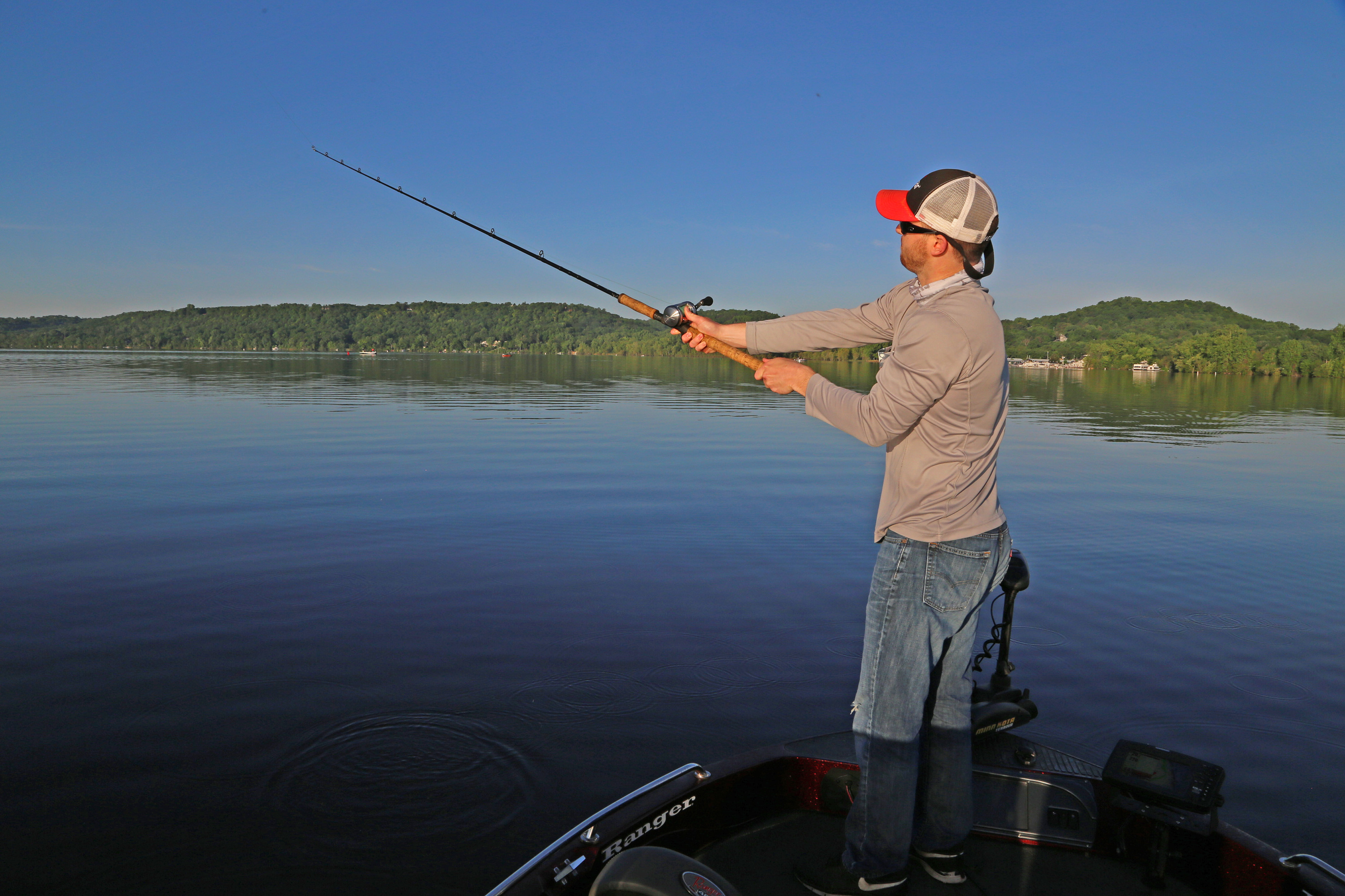 Minnesota fishing license sales hold steady, but anglers are aging ...