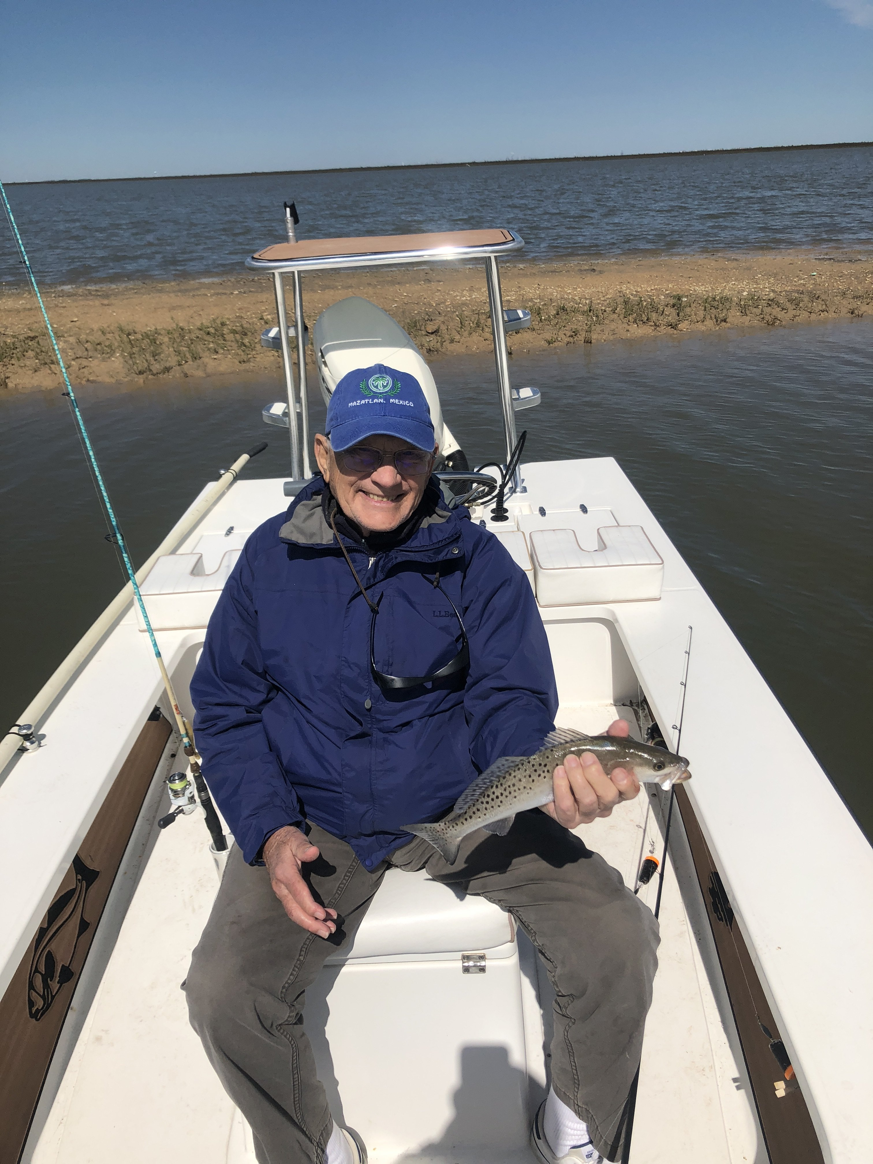 probably last fishing trip with grandpa   Microskiff - Dedicated To ...