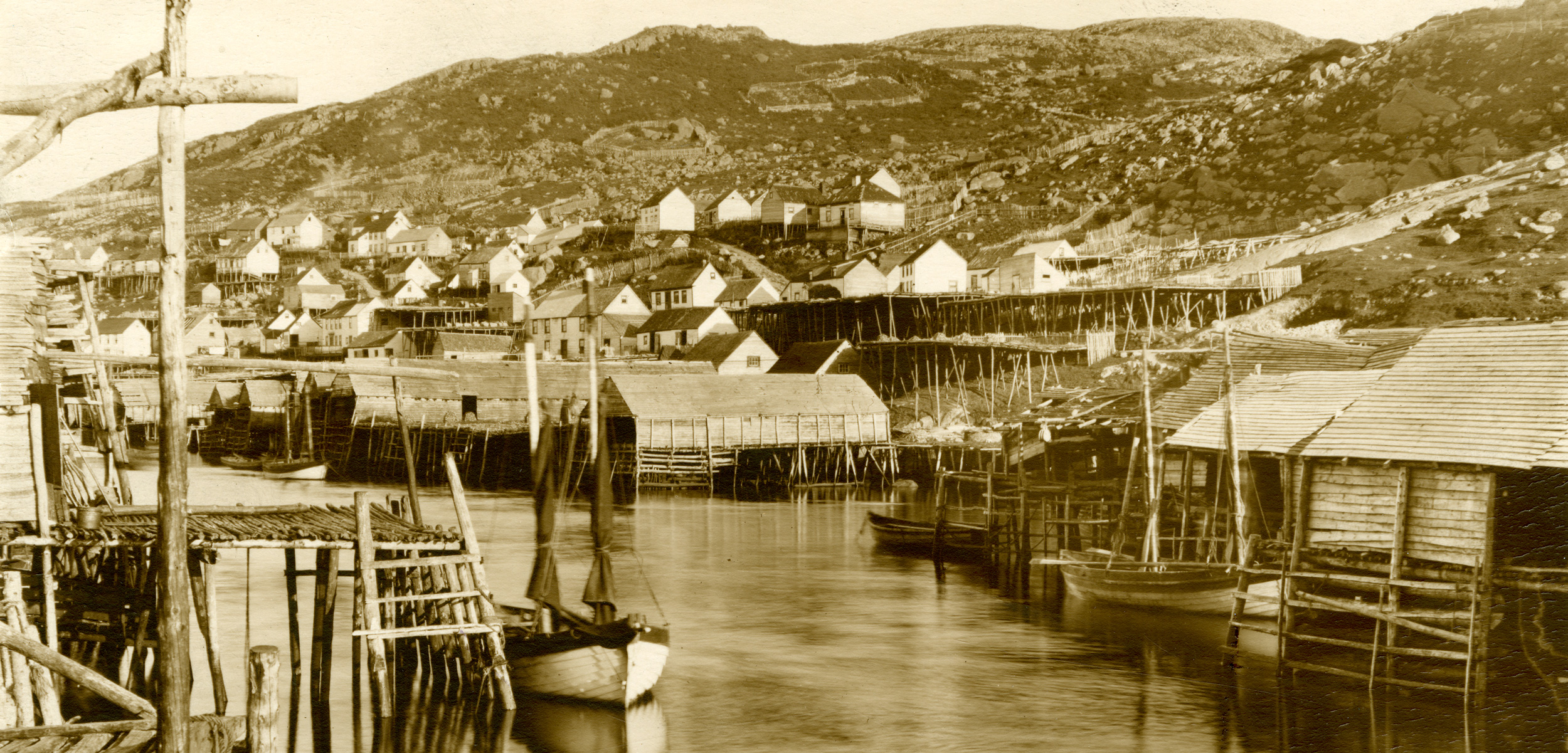 Old Coast, New Coast: Petty Harbour, Newfoundland   Hakai Magazine