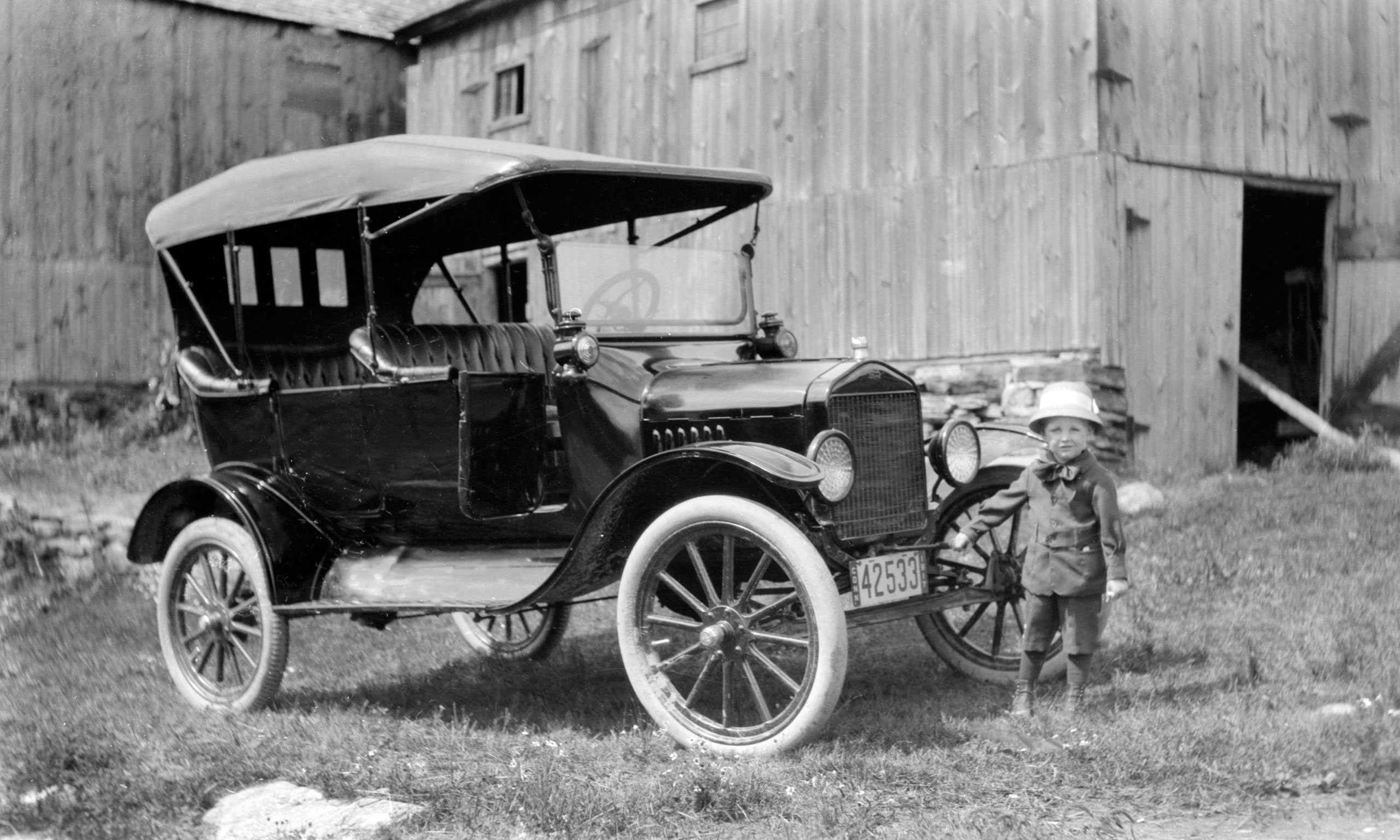 Ford Model T Photos: See Vintage Images of the Classic Car | Time.com