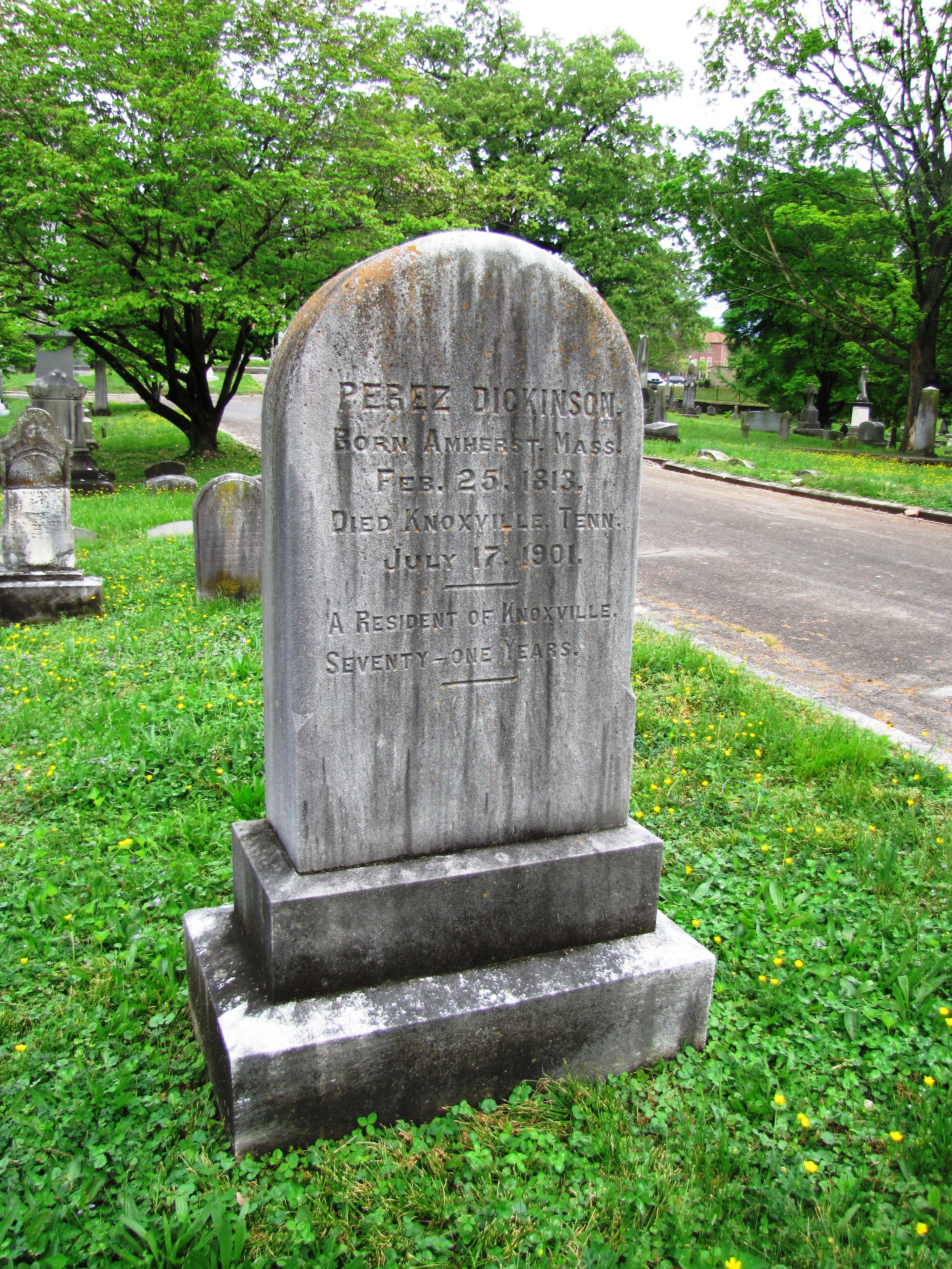 File:Perez-dickinson-grave-old-gray-tn1.jpg - Wikimedia Commons