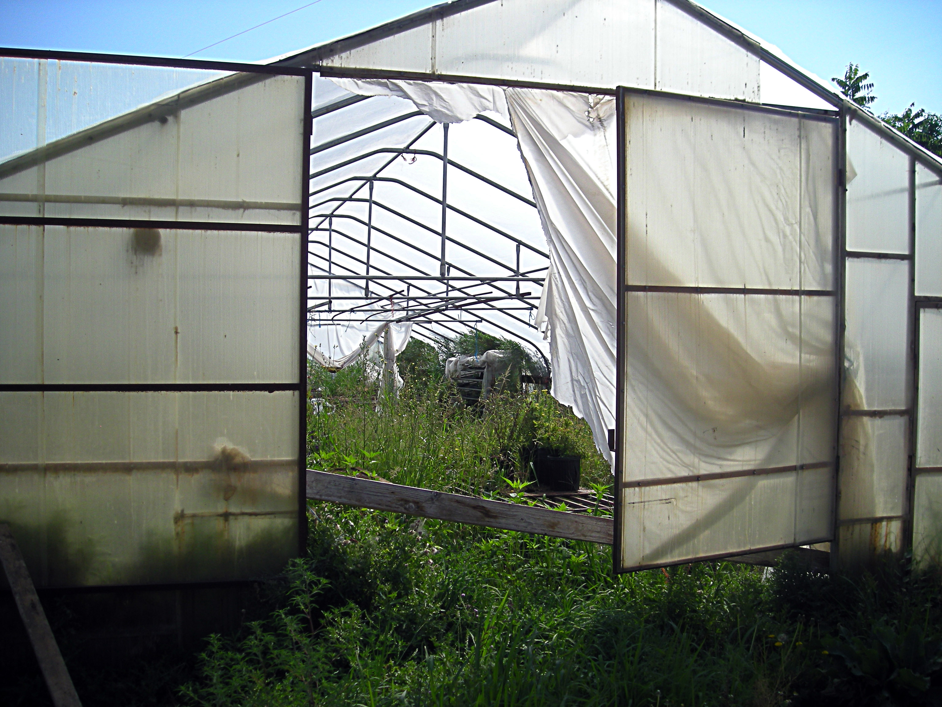Old Greenhouse, Broken, Greenhouse, Old, HQ Photo
